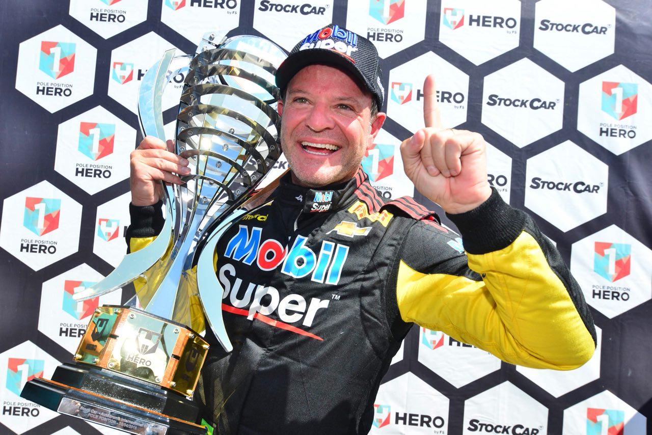 Photo of Stock Car – Rubens Barrichello é o pole position em Curitiba