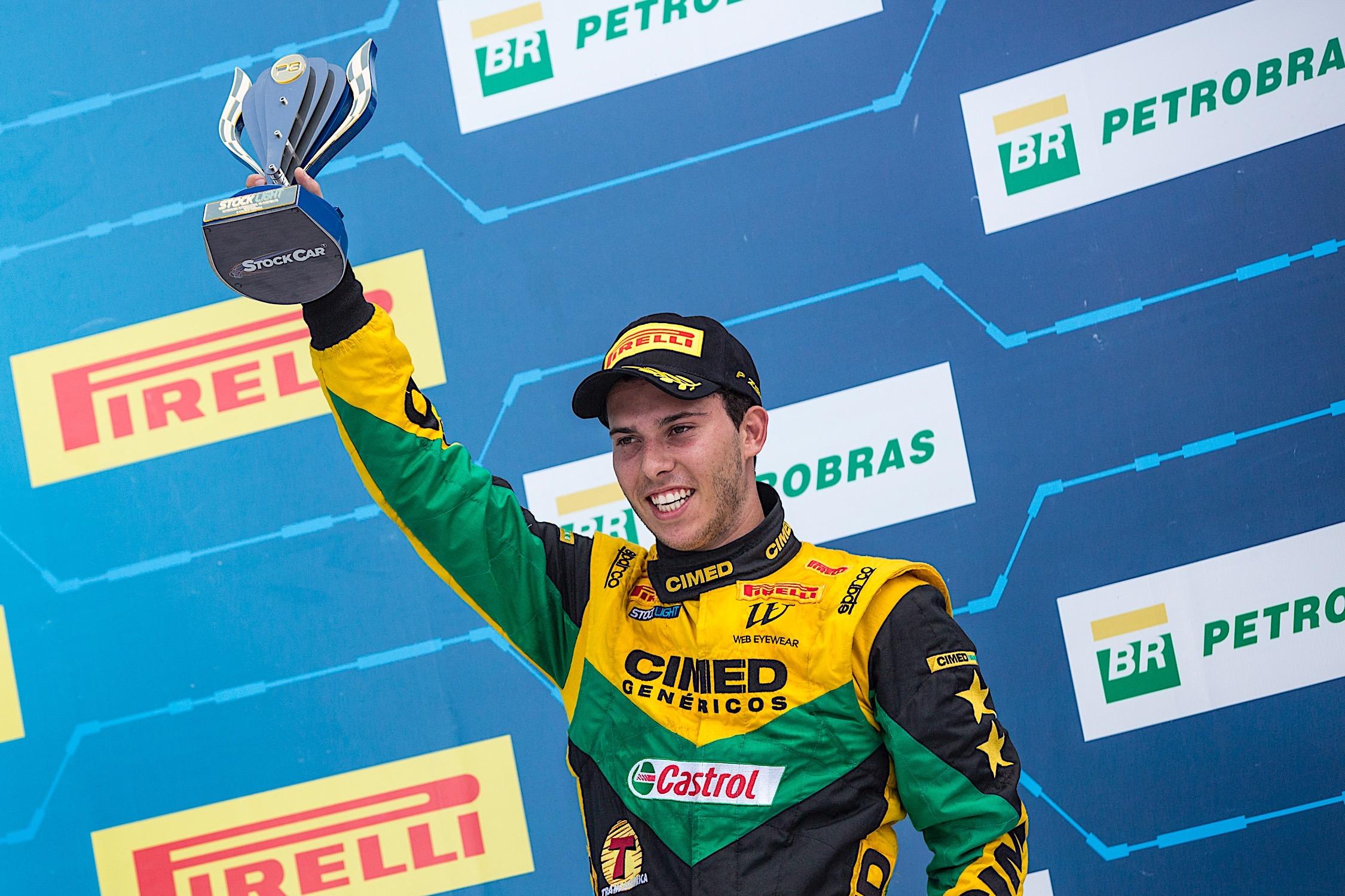 Photo of Stock Light – Pietro Rimbano dá show em Curitiba e conquista mais um pódio para Cimed Racing após largar em 23º