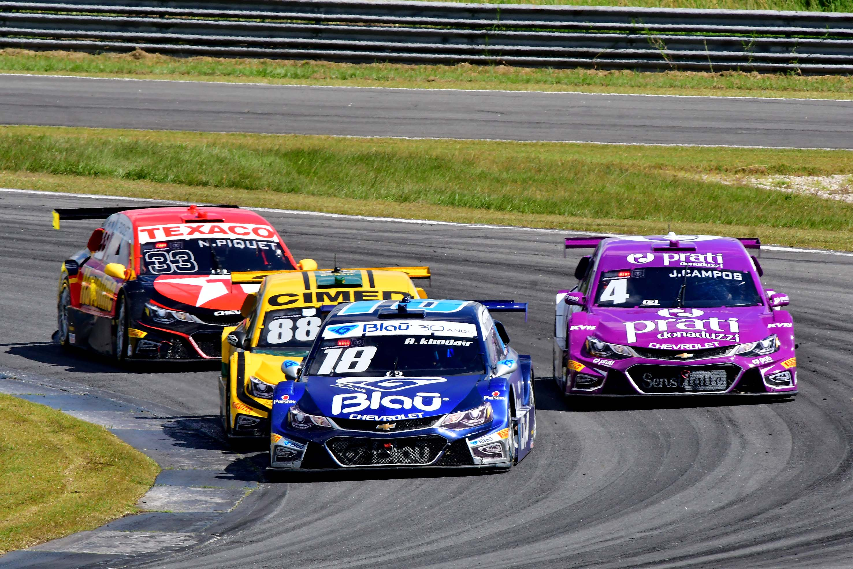 Photo of Stock Car – Allam Khodair supera problemas e garante dois Top10 na rodada dupla do Velopark