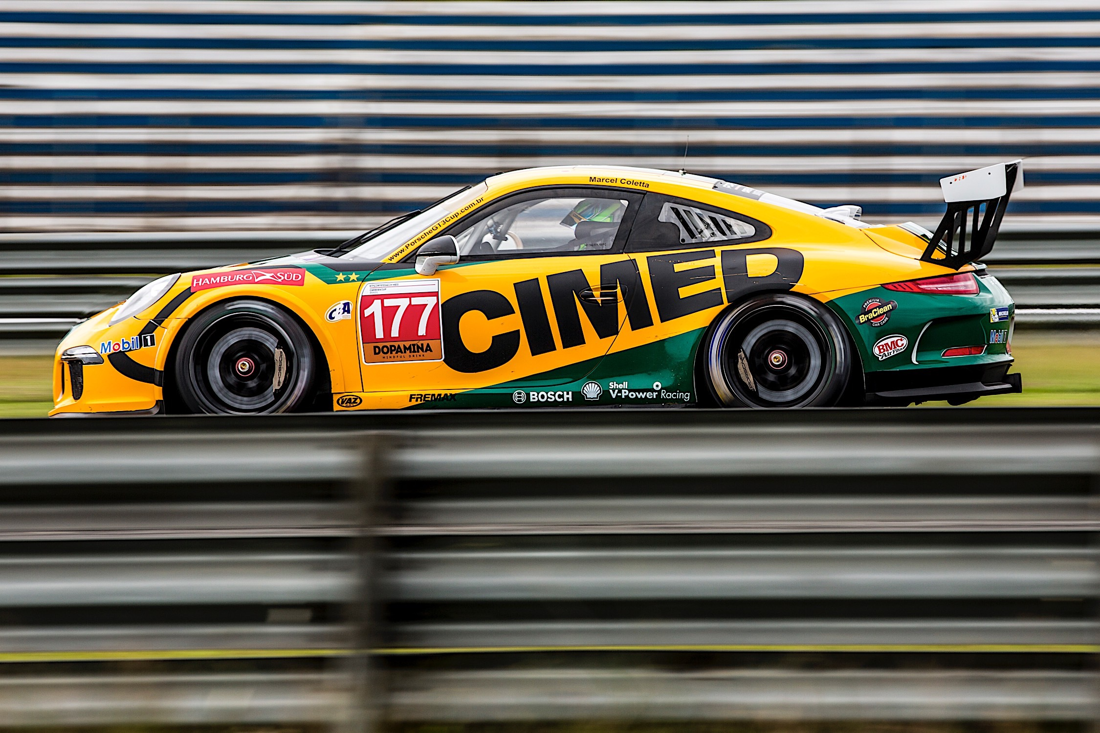 Photo of Porsche Cup – Marcel e Murilo Coletta disputam etapa da Porsche em Interlagos após vitória e pódios na Stock Light