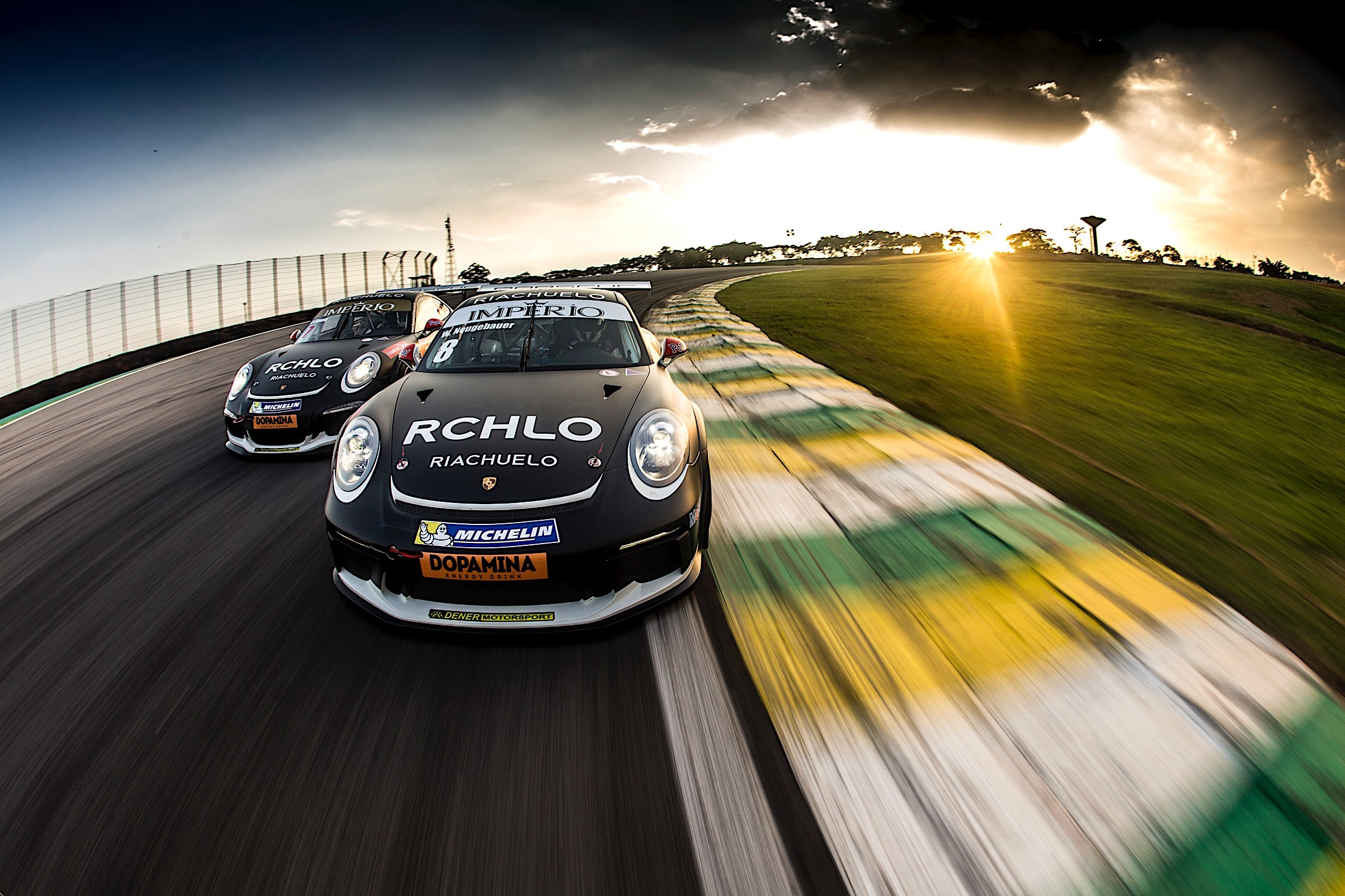 Photo of Porsche Carrera Cup – segunda etapa em Interlagos com briga dura pela pole