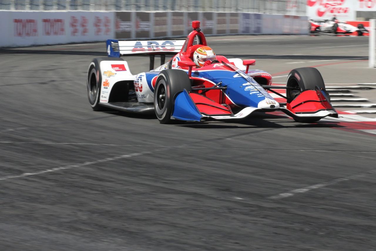Photo of IndyCar – Matheus Leist destaca disputa com campeões da Indy em estreia em Long Beach