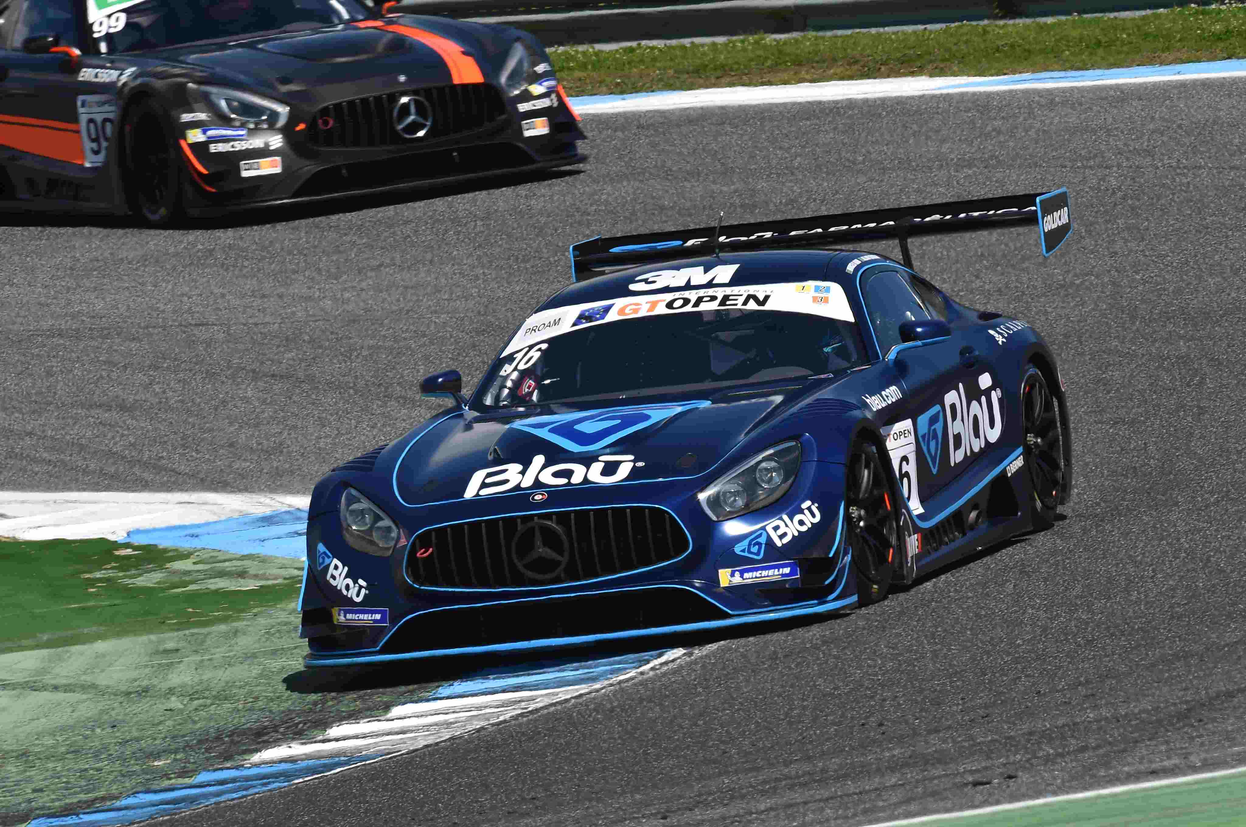 Photo of GT Open – Allam Khodair e Marcelo Hahn vencem a primeira do ano em Portugal