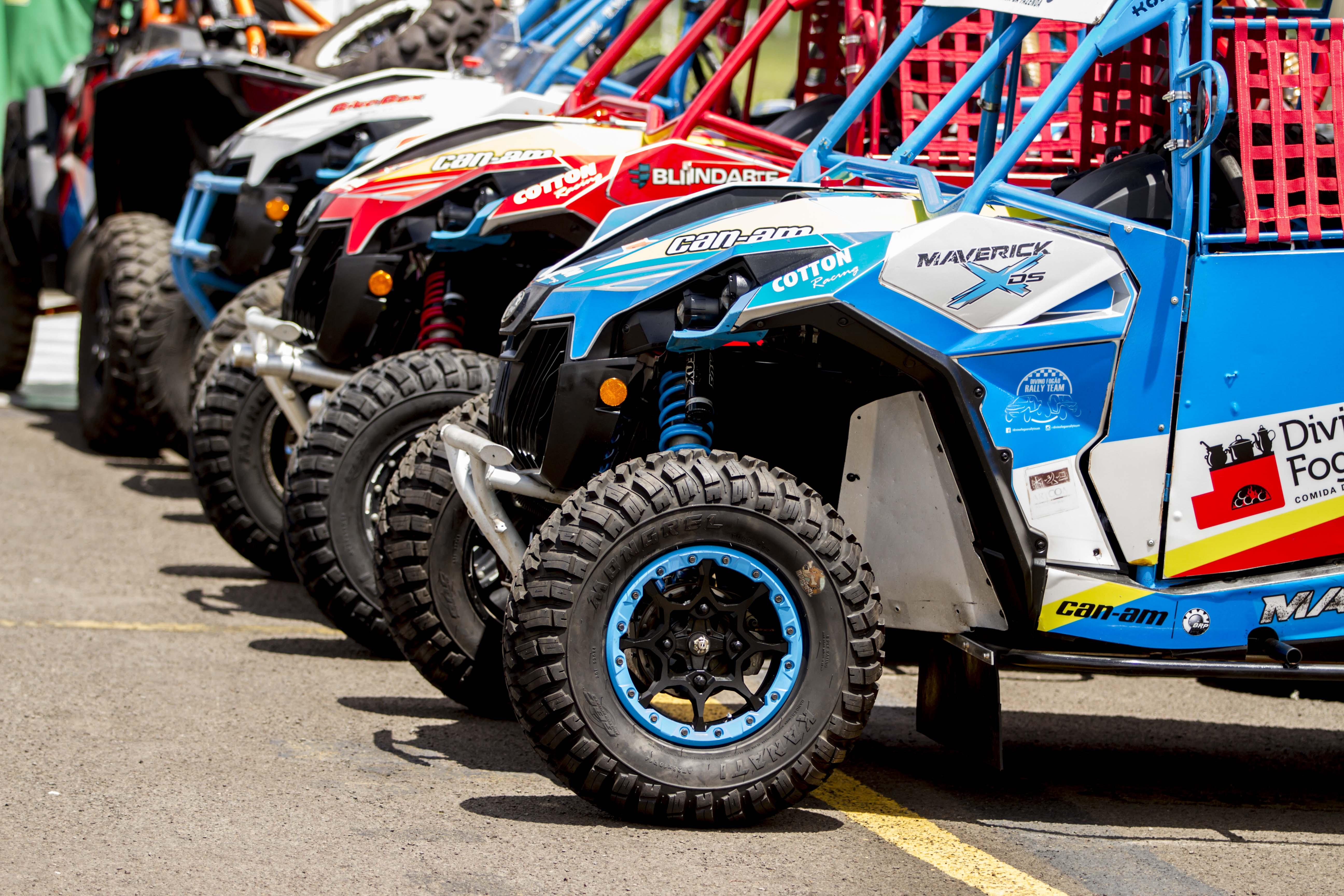 Photo of Rally Cuesta Off Road é tradição em Botucatu
