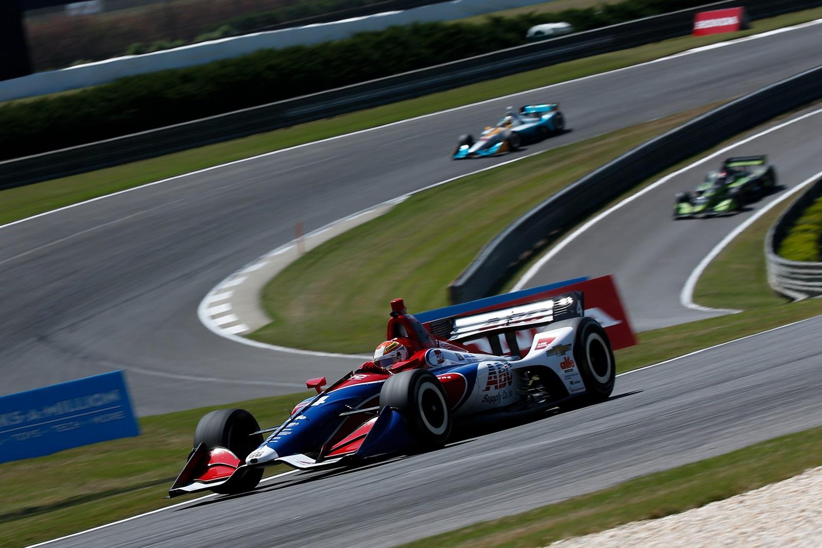 Photo of Indy – Matheus Leist faz boa prova em Barber e é destaque entre estreantes e pilotos Chevrolet