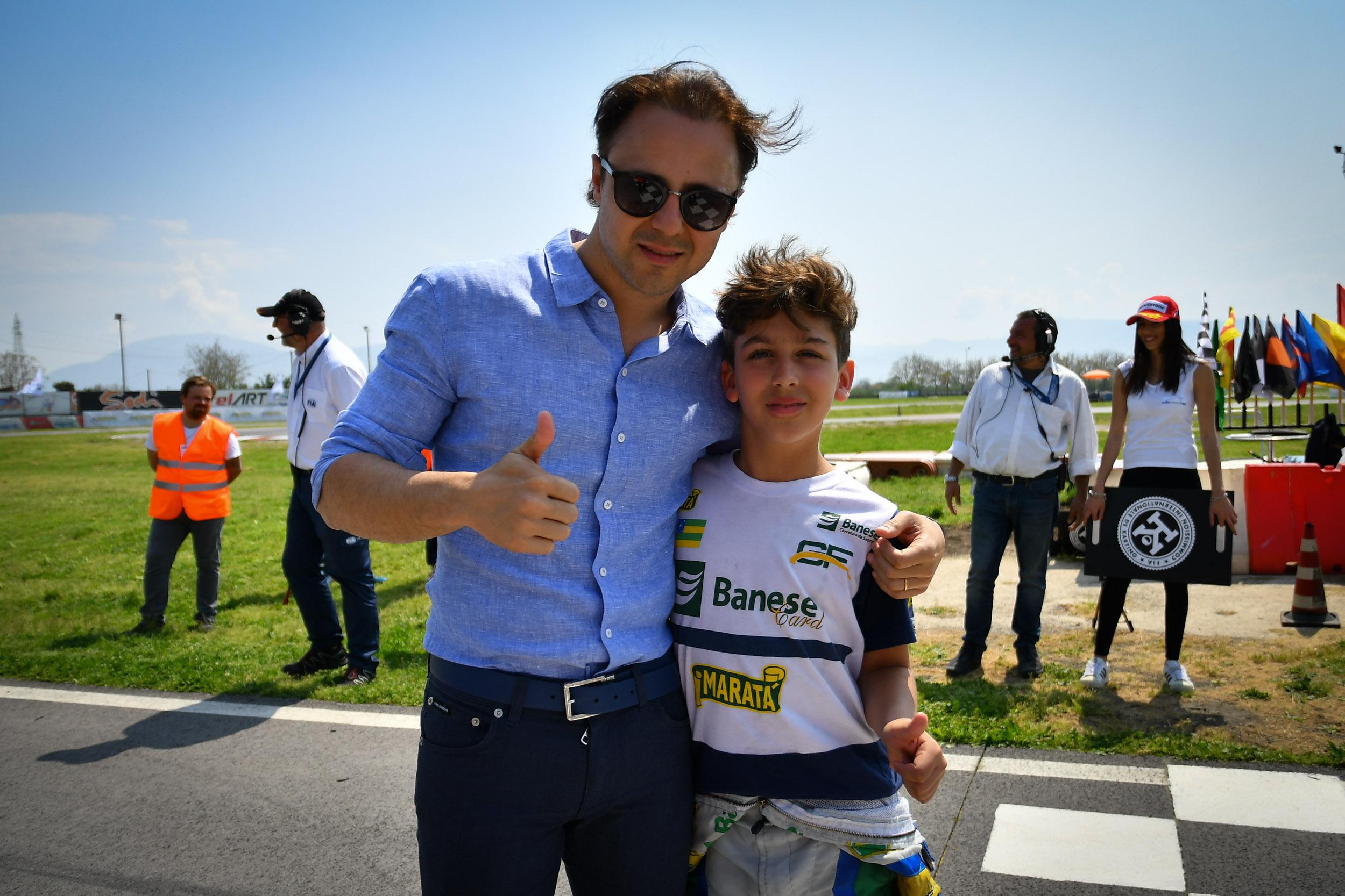 Photo of Kart – Gui Figueiredo avança à final e destaca bom início na 1ª etapa do Europeu de Kart, na Itália