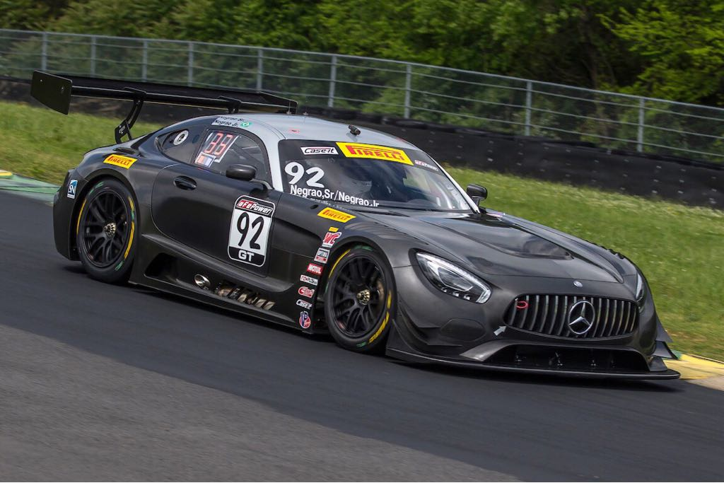 Photo of Endurance Brasil – Família Negrão retorna as pistas a bordo da Mercedes AMG GT3