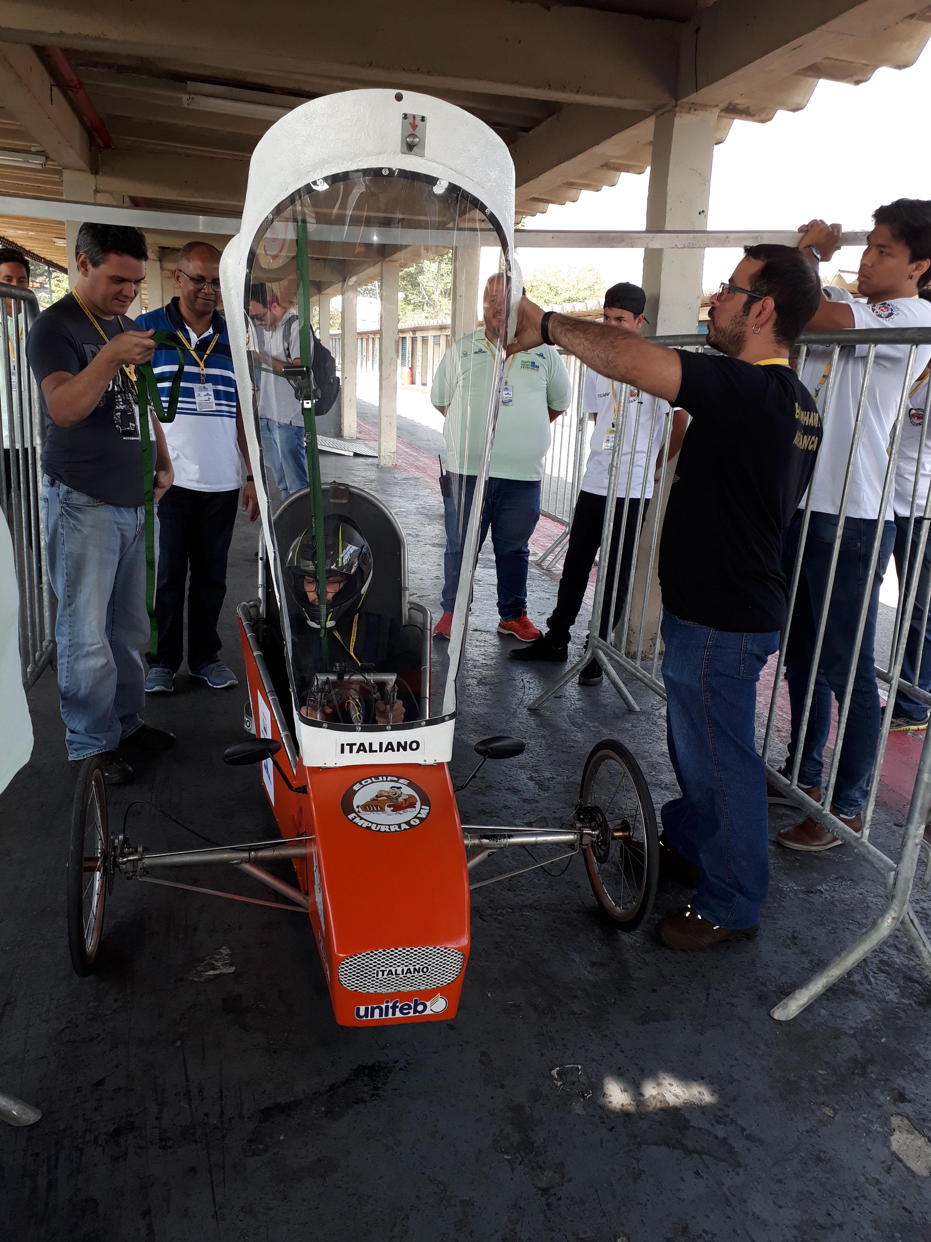 Photo of GP Petrobras de Energia Sustentável – equipes se preparam para entrar na pista nesta quarta-feira