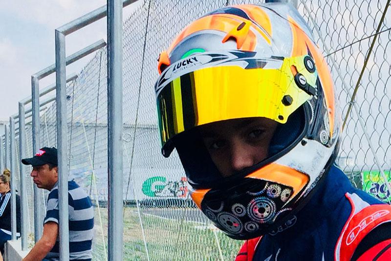 Photo of Kart – Matheus Morgatto representará o Brasil no Italiano de Kart
