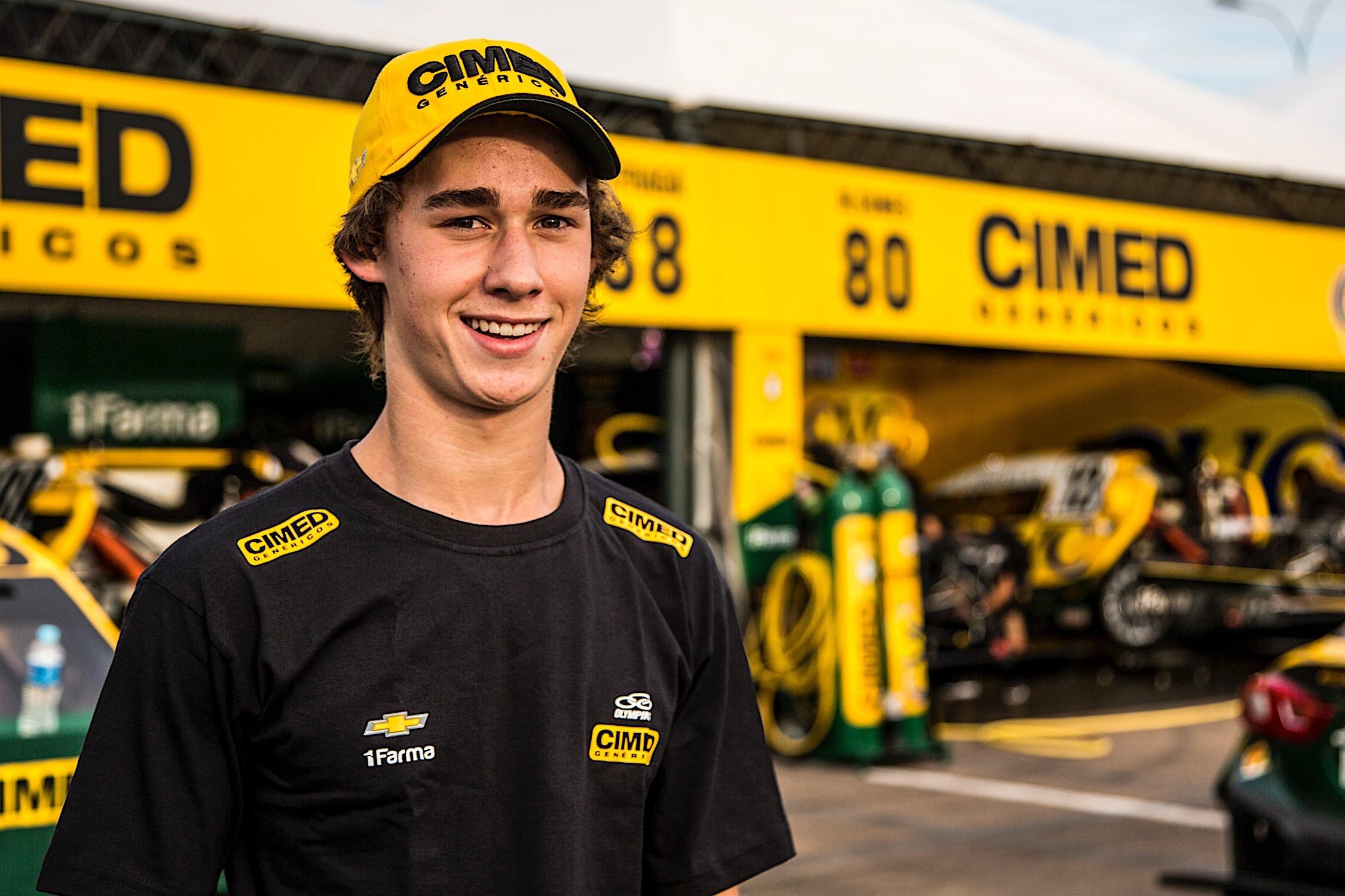 Photo of F4 – Jovem revelação do kartismo brasileiro, Arthur Leist estreia na F-4 norte-americana