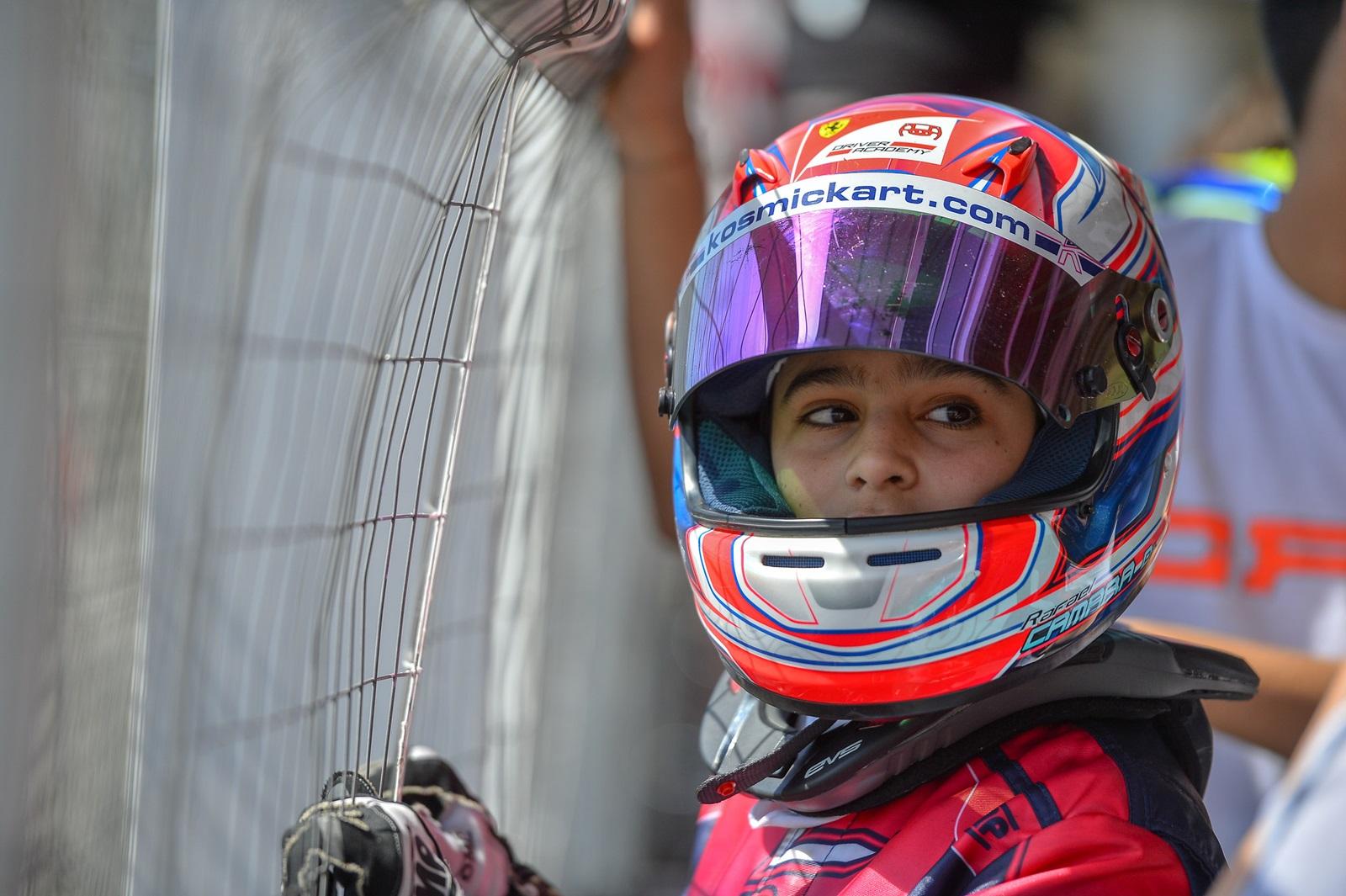Photo of Kart – Estreando no Europeu de Kart, Rafael Câmara chega à final e está entre os 25 melhores após 1ª etapa