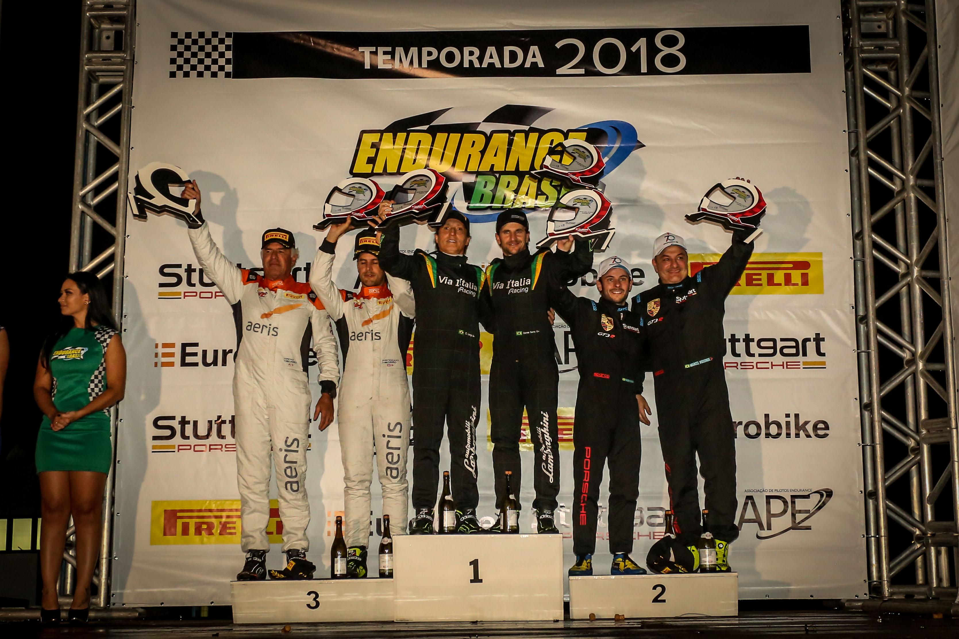 Photo of Endurance – Stuttgart Motorsport inicia o Endurance Brasil com segundo lugar na 4 Horas de Curitiba