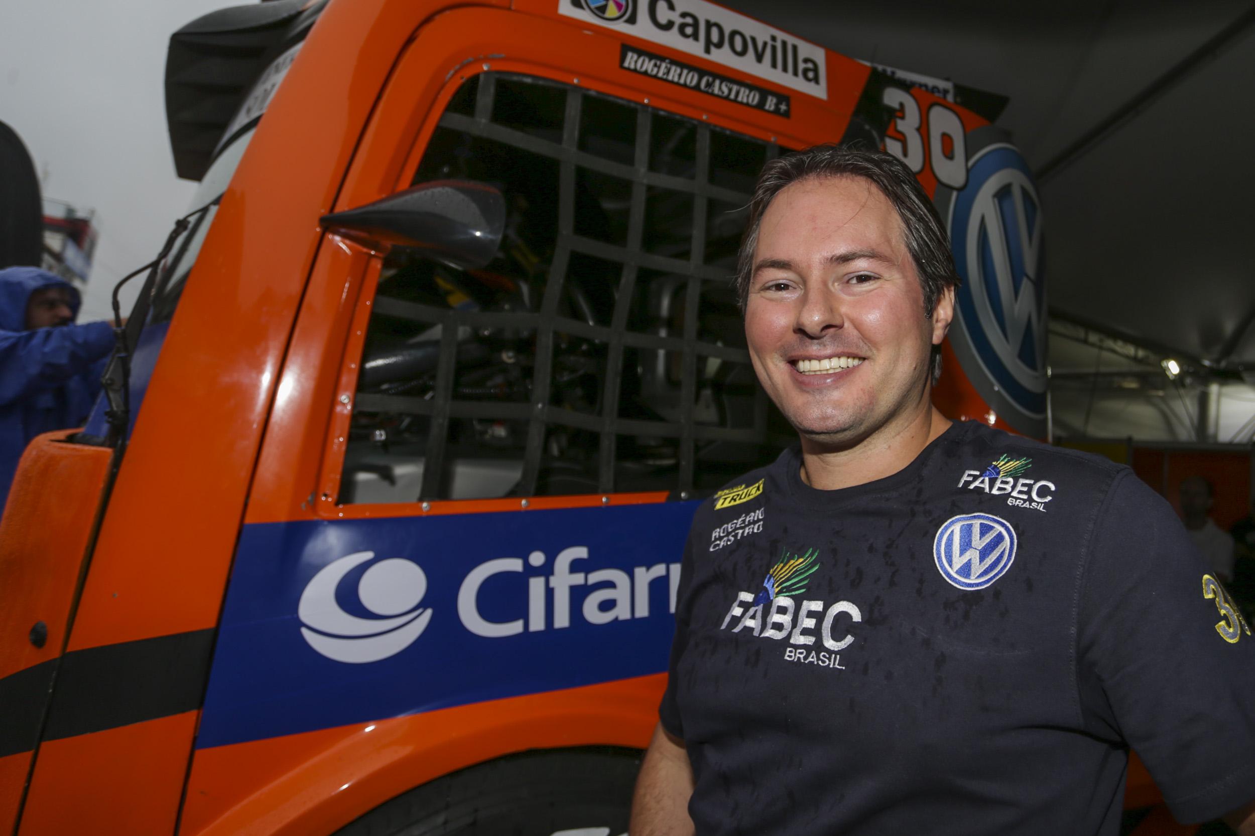 Photo of Copa Truck – Rogério Castro fecha Copa Sul empolgado com a sua laranja Mecânica