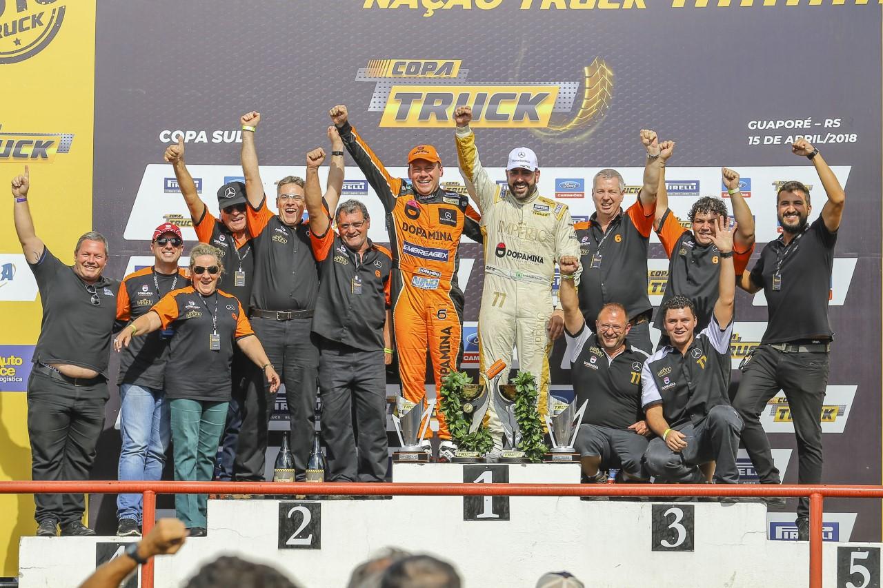 """Photo of Copa Truck – André e Cirino garantem os dois caminhões da AM Motorsport na """"Grande Final"""""""