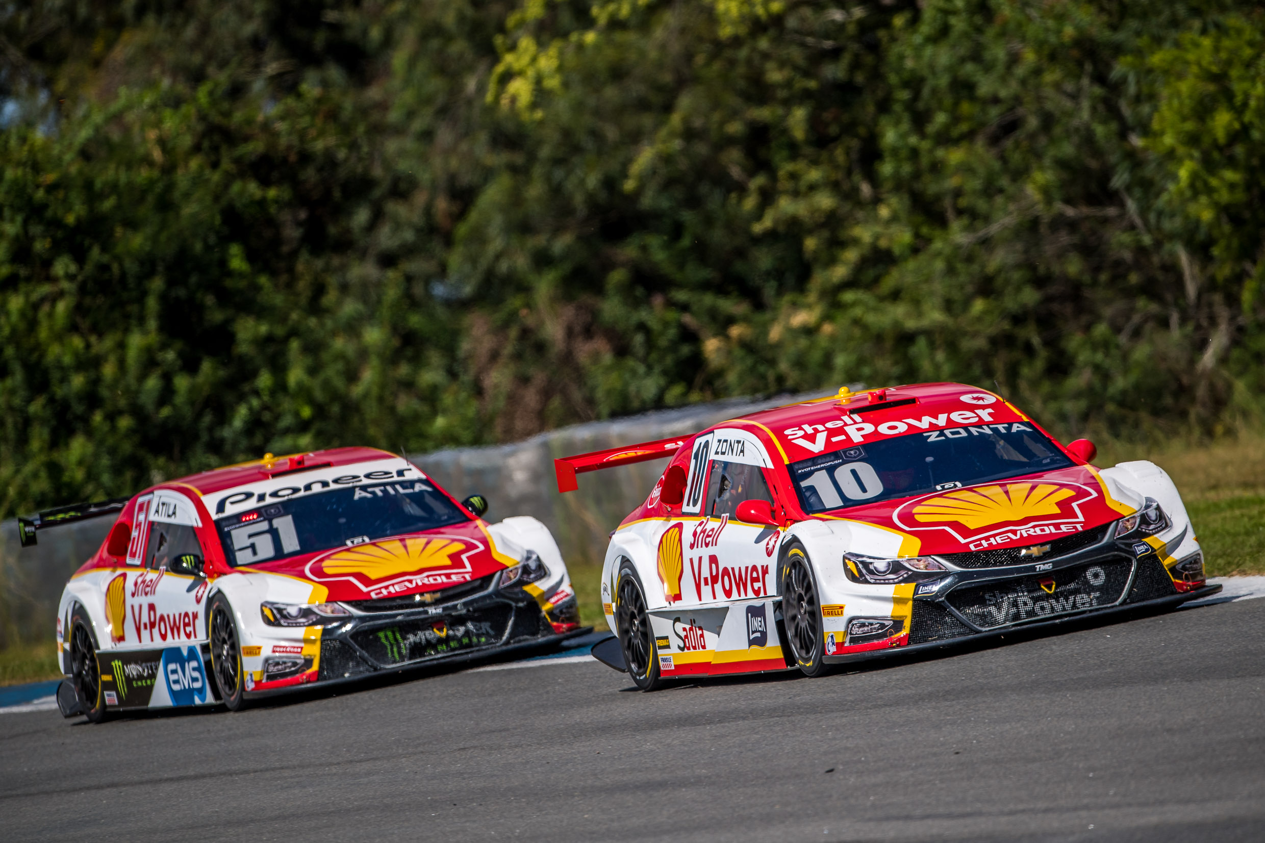 Photo of Stock Car – Ricardo Zonta é décimo no campeonato com a equipe Shell V-Power