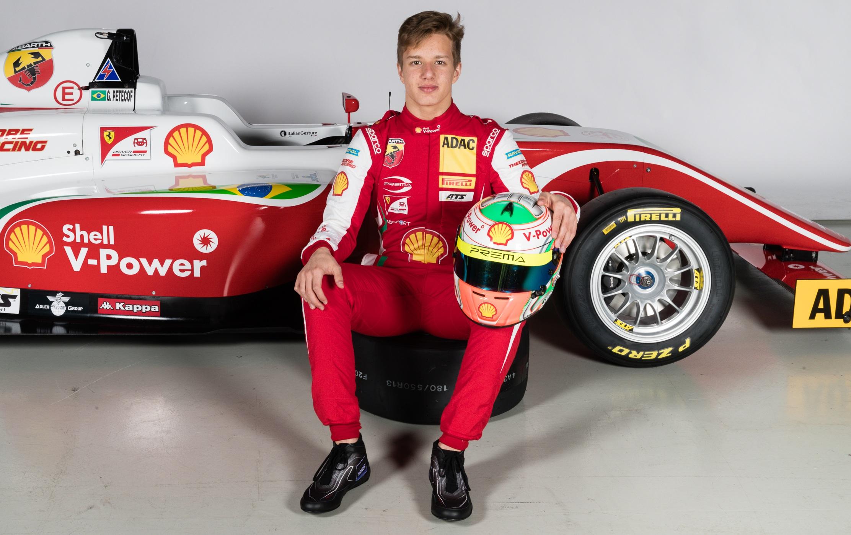 Photo of Formula 4 – Gianluca Petecof faz primeira corrida oficial no automobilismo no Alemão
