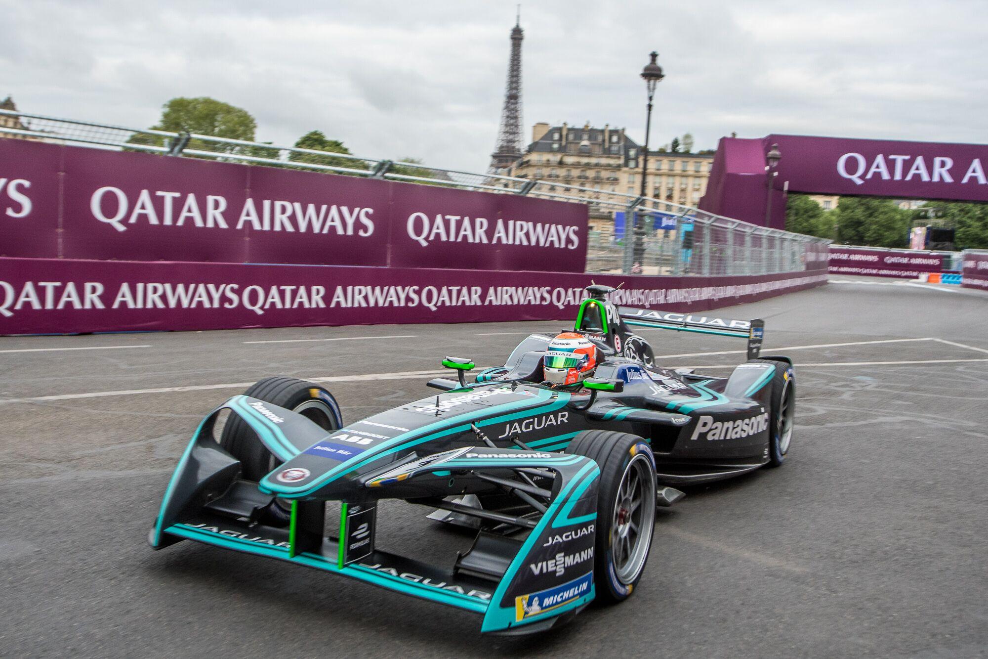 Photo of Formula E – Cinto de segurança volta a tirar Nelsinho Piquet da corrida, desta vez no e-Prix de Paris
