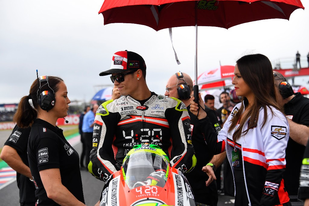 Photo of Moto2 – Forward Racing está pronta para Austin