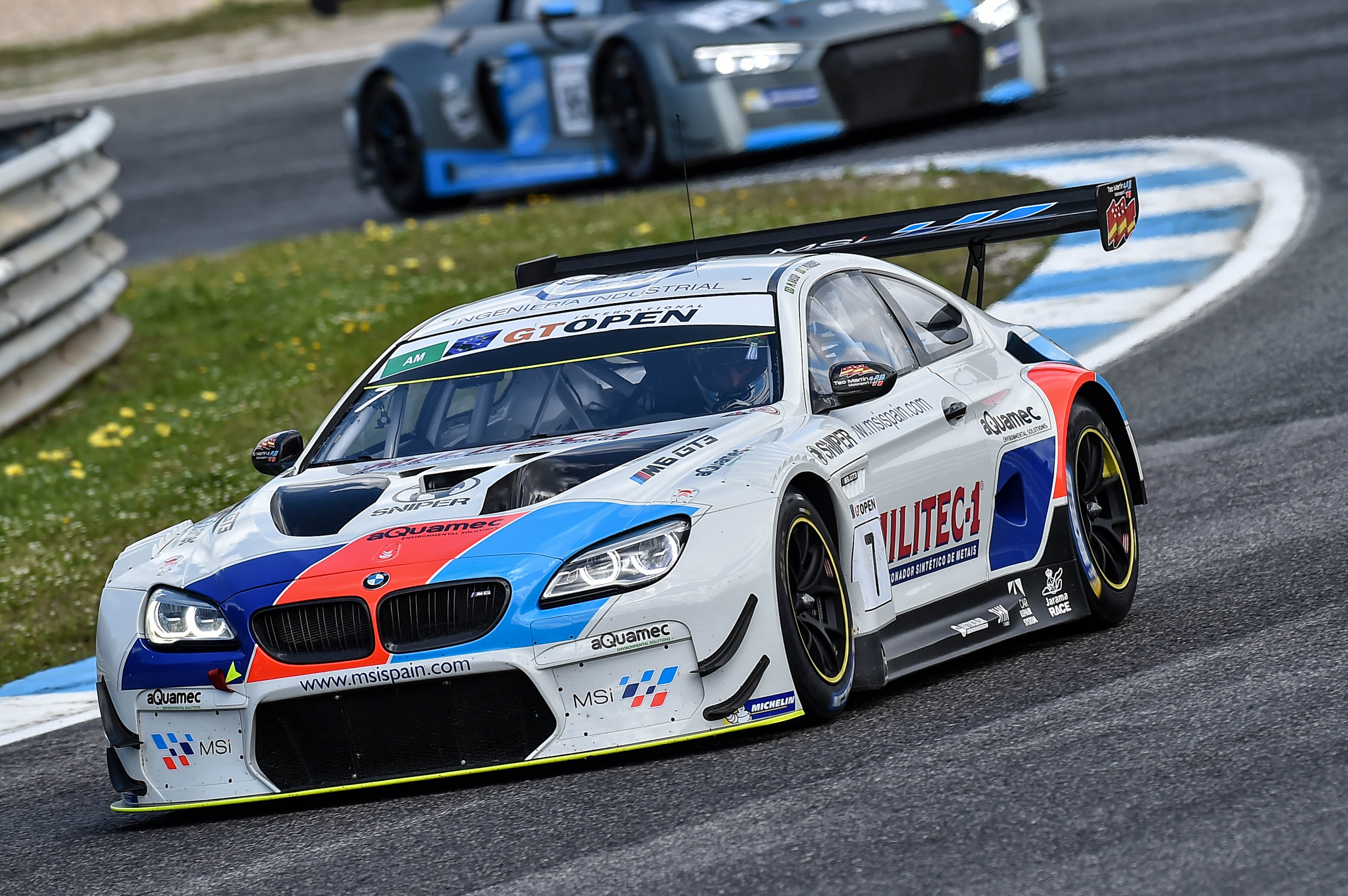 Photo of GT Open – Basso e Marques apostam na força da BMW em Paul Ricard para voltarem ao pódio