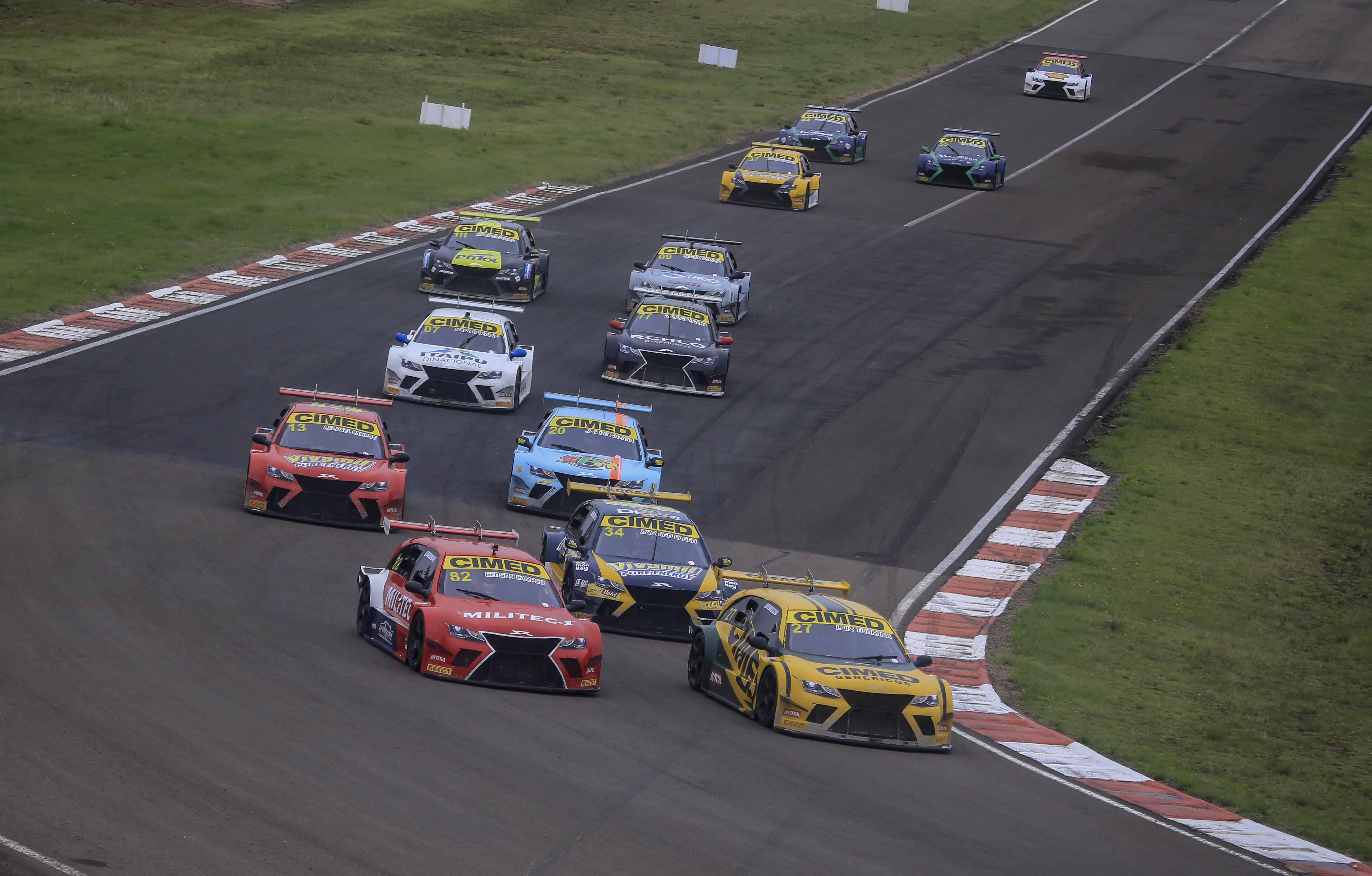Photo of Sprint Race – Em prova de estreia no Uruguai, Sprint Race teve duas corridas eletrizantes