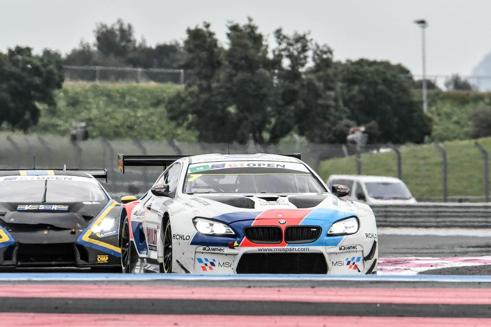 Photo of GT Open – Marcio Basso e Thiago Marques conquistam dois pódios em Paul Ricard