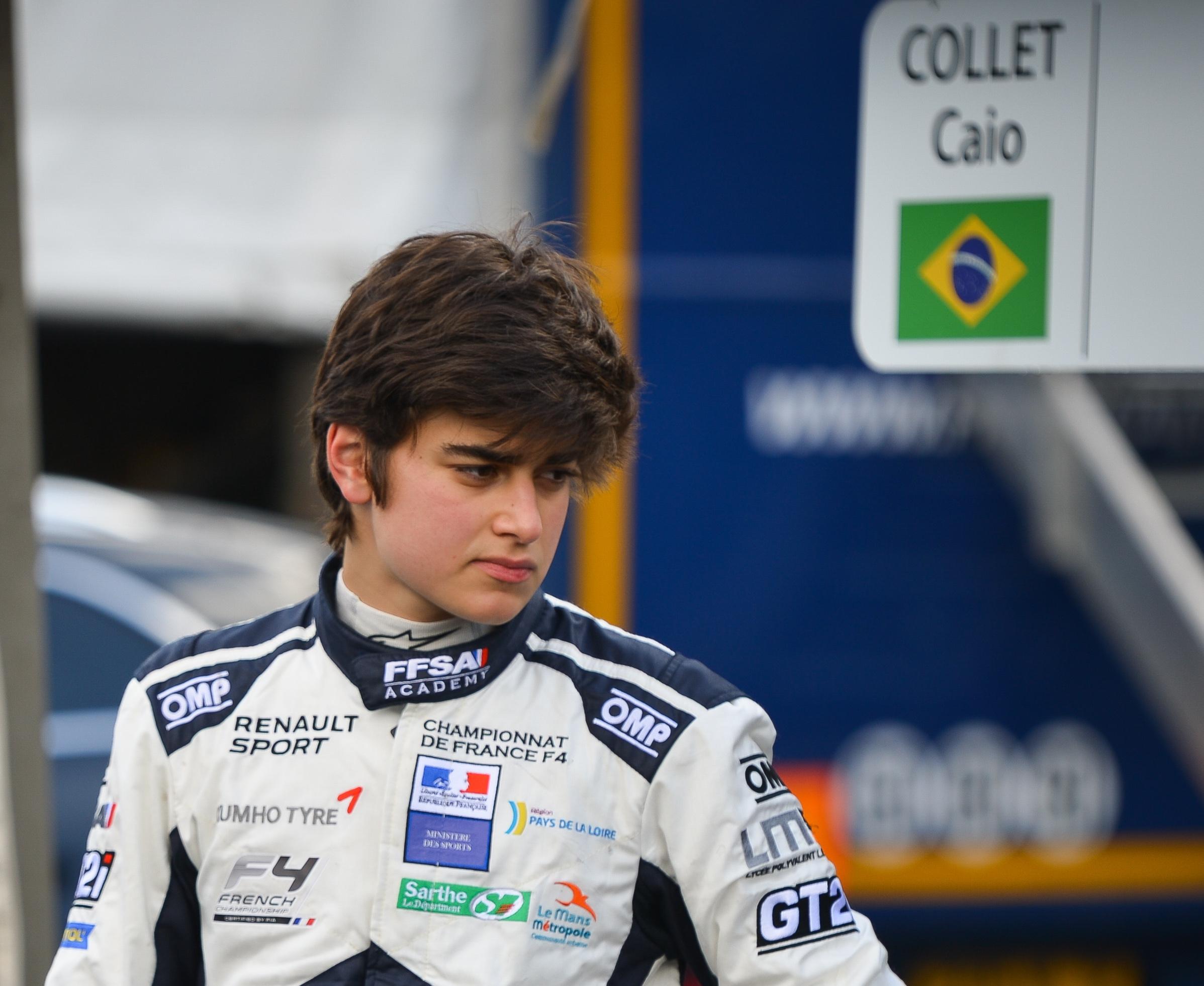 Photo of F4 – Fórmula 4 Francesa Caio Collet corre pela primeira vez em um circuito de rua