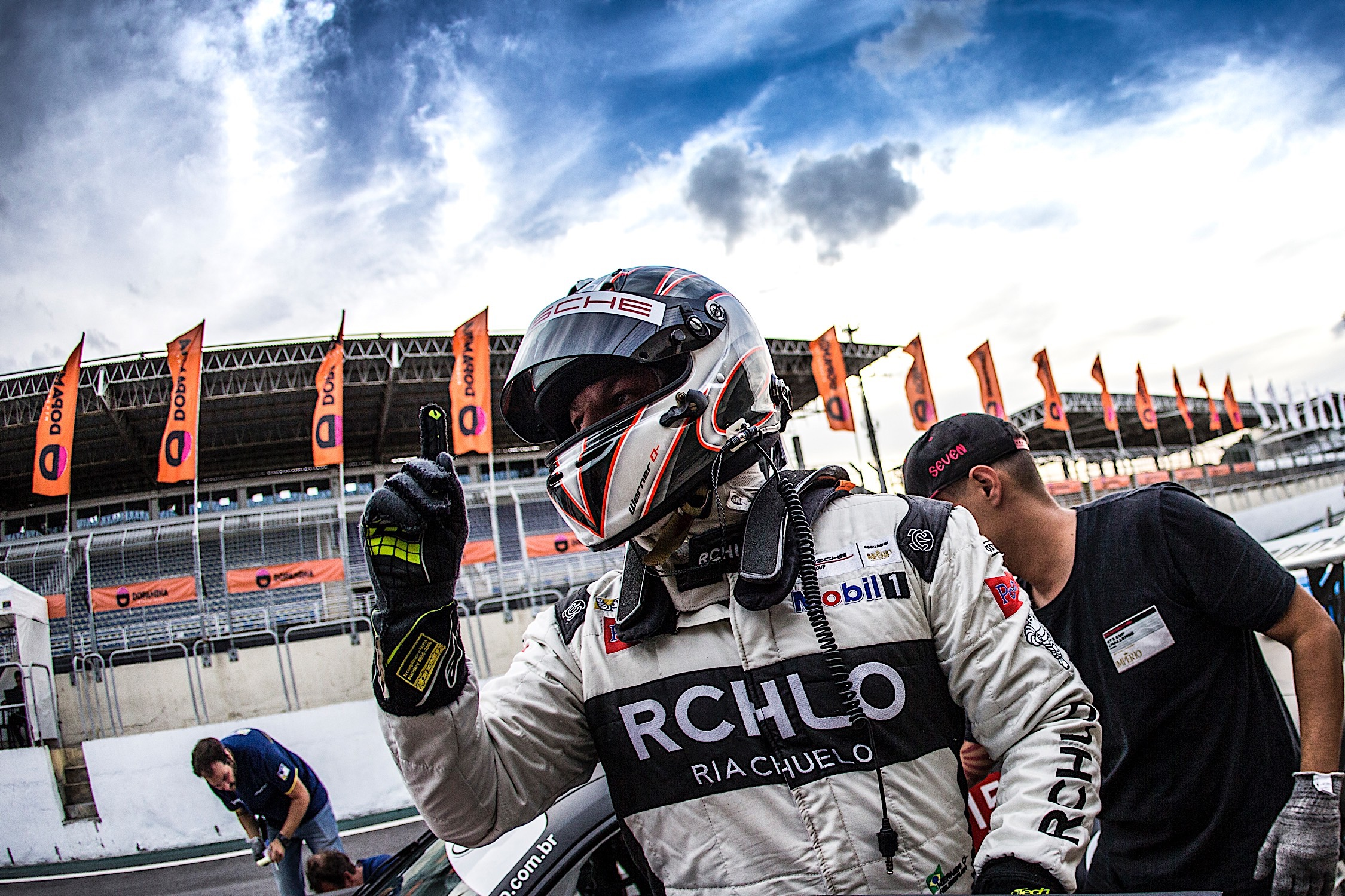 Photo of Porsche Cup – Werner Neugebauer emplaca pole em Interlagos na Porsche Carrera Cup