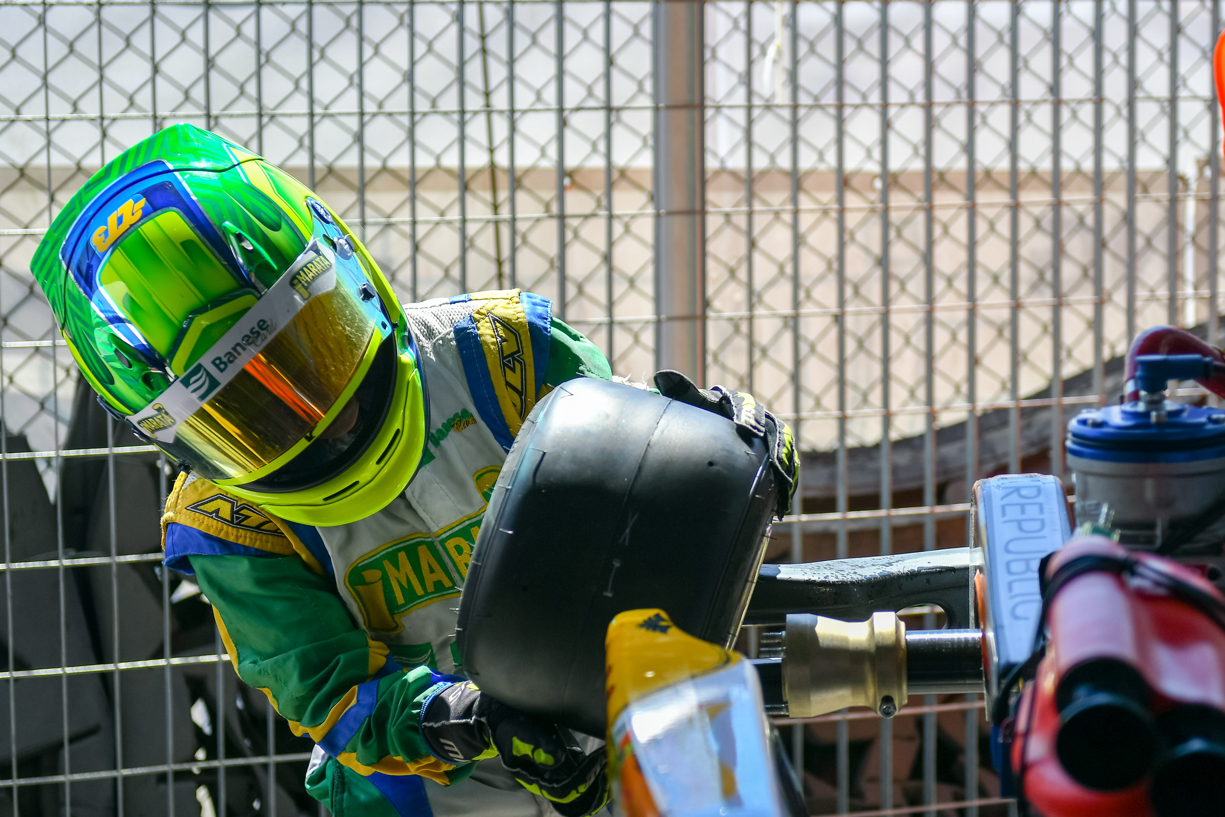Photo of Kart – Na Inglaterra, Guilherme Figueiredo disputa 2ª etapa do Campeonato Europeu de Kart