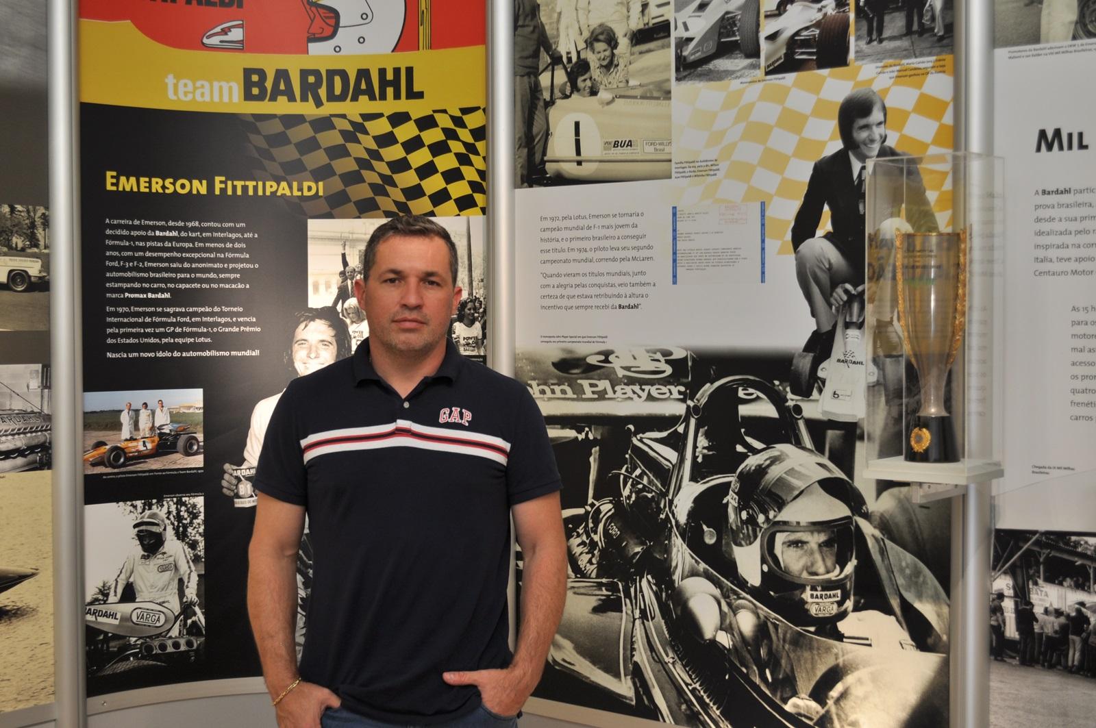 Photo of Arrancada – Promax Bardahl reforça parceira com o super campeão Dalmo Abreu