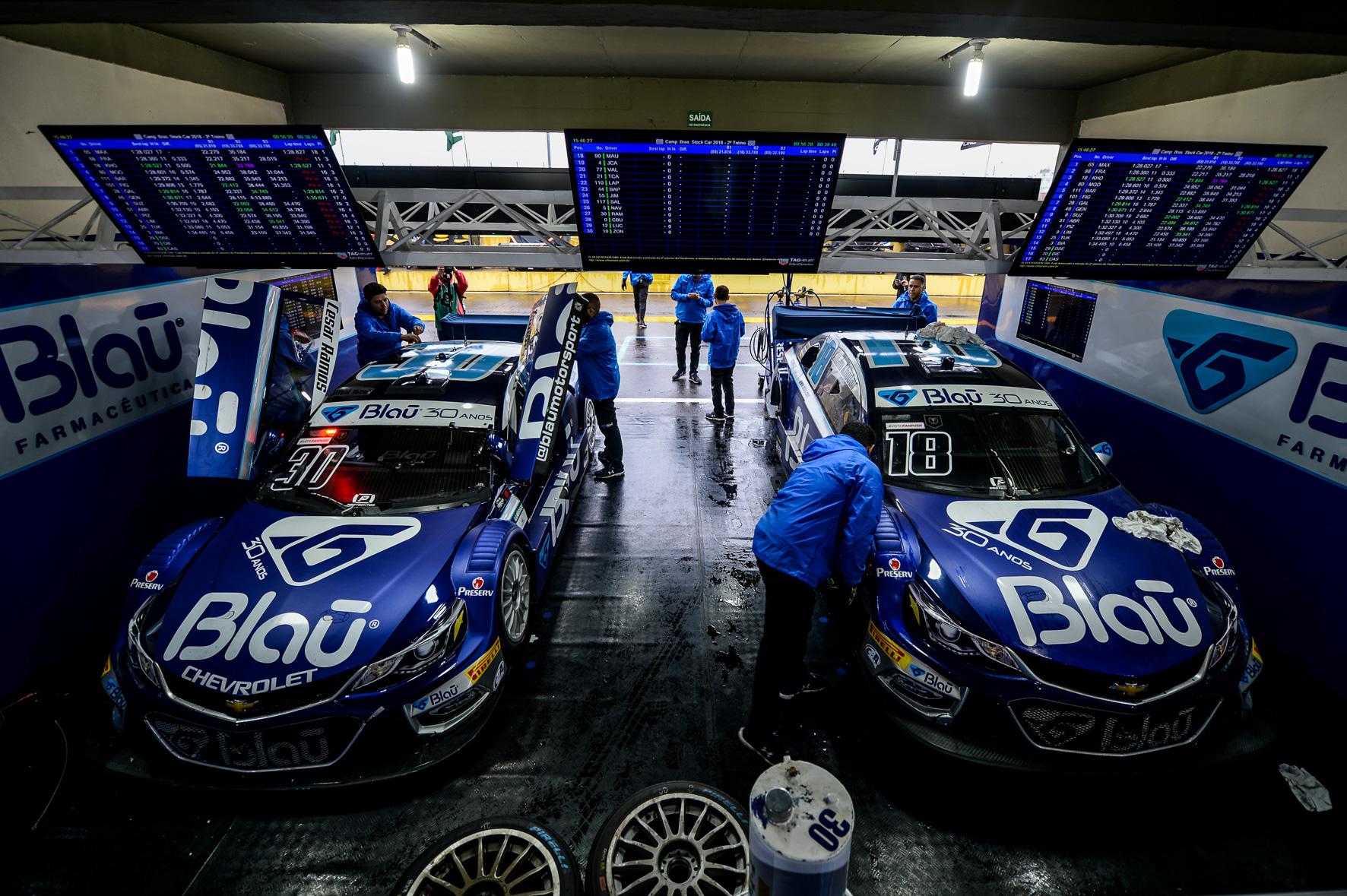 Photo of Stock Car – Blau Motorsport mira volta por cima na Corrida do Milhão