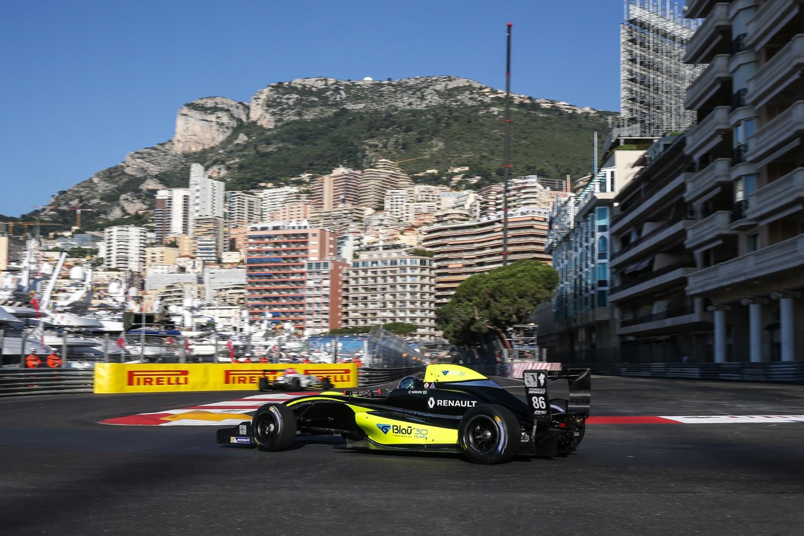 Photo of Fórmula Renault – Christian Hahn acelera em Mônaco pela primeira vez