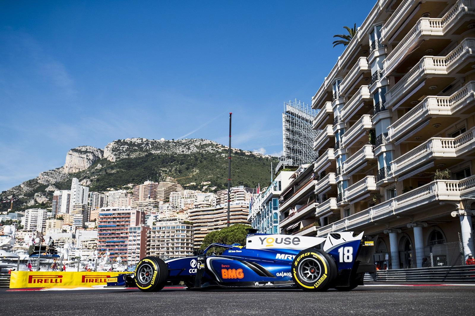 Photo of F2 – Após acidente Sérgio Sette foi impedido de competir em Mônaco