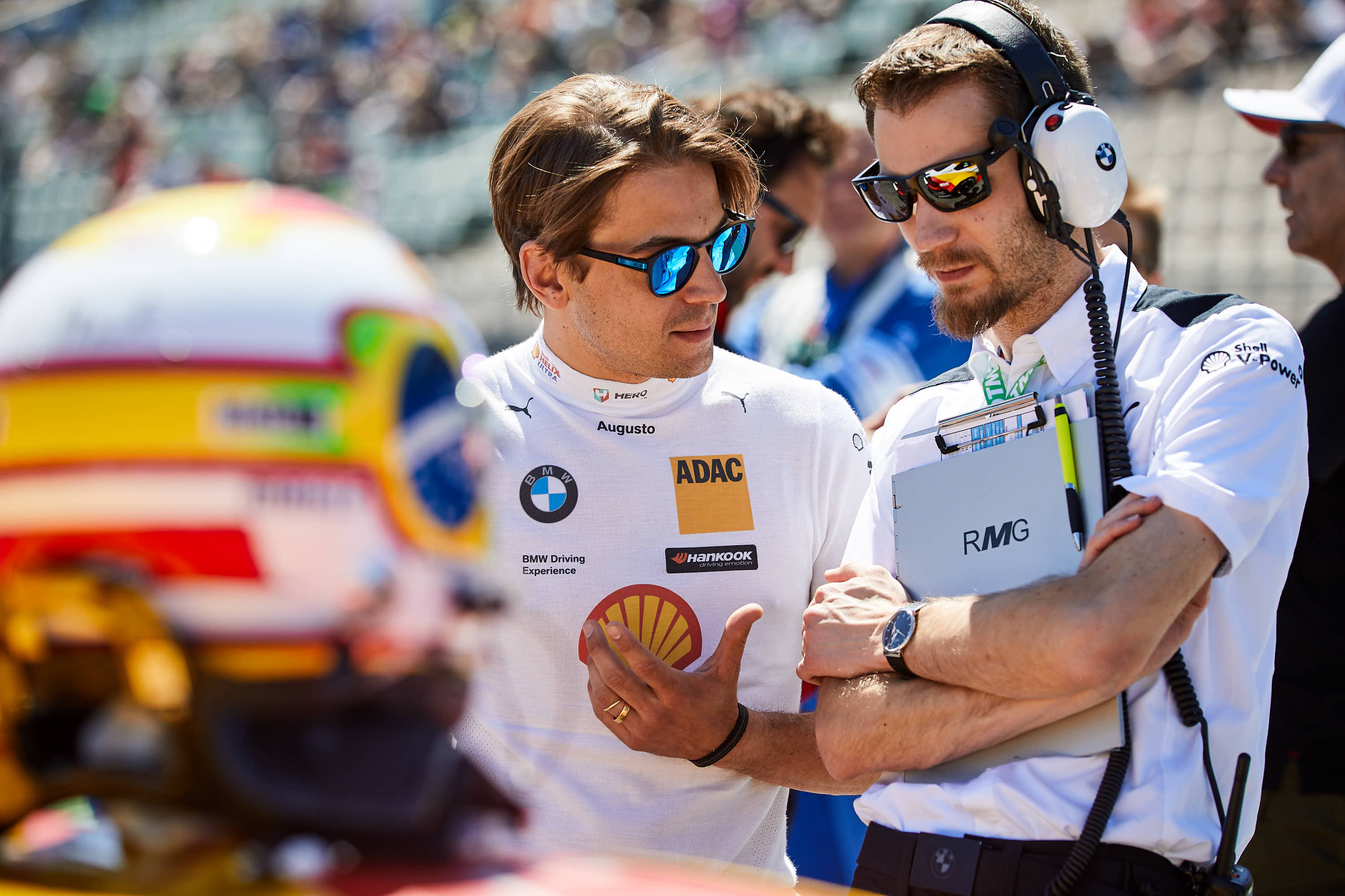 Photo of DTM – Em Hungaroring, Augusto Farfus disputa 3ª etapa do DTM, antes de treinos em Le Mans