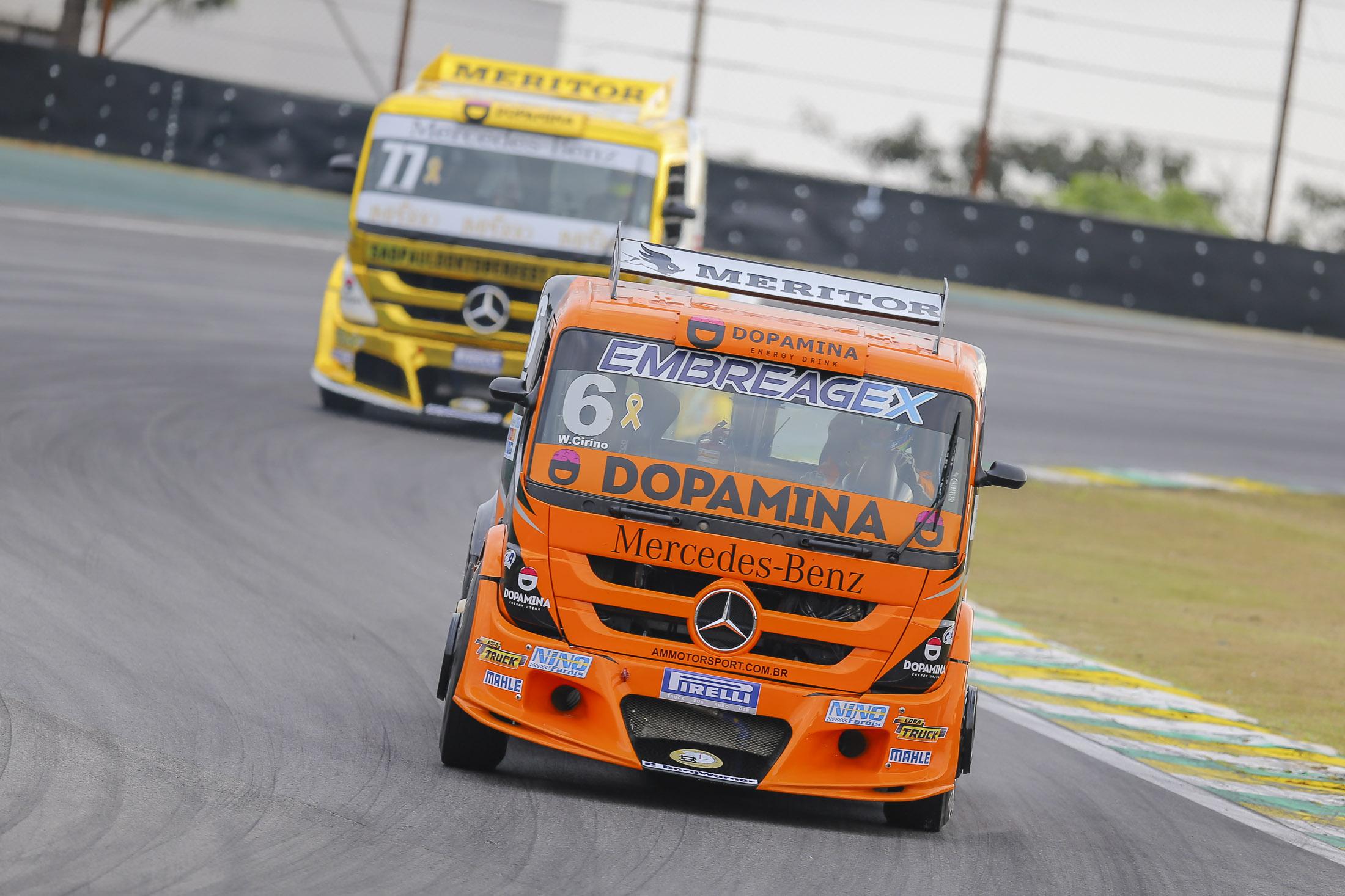 Photo of Copa Truck – Tudo como planejado. Cirino fecha o dia com o melhor tempo em Interlagos