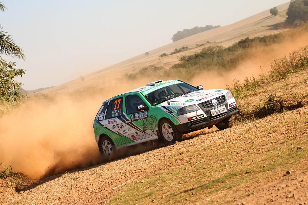 Photo of Rally – Suptitz e Ortolan fazem ultimo treino para o Rali de Erechim