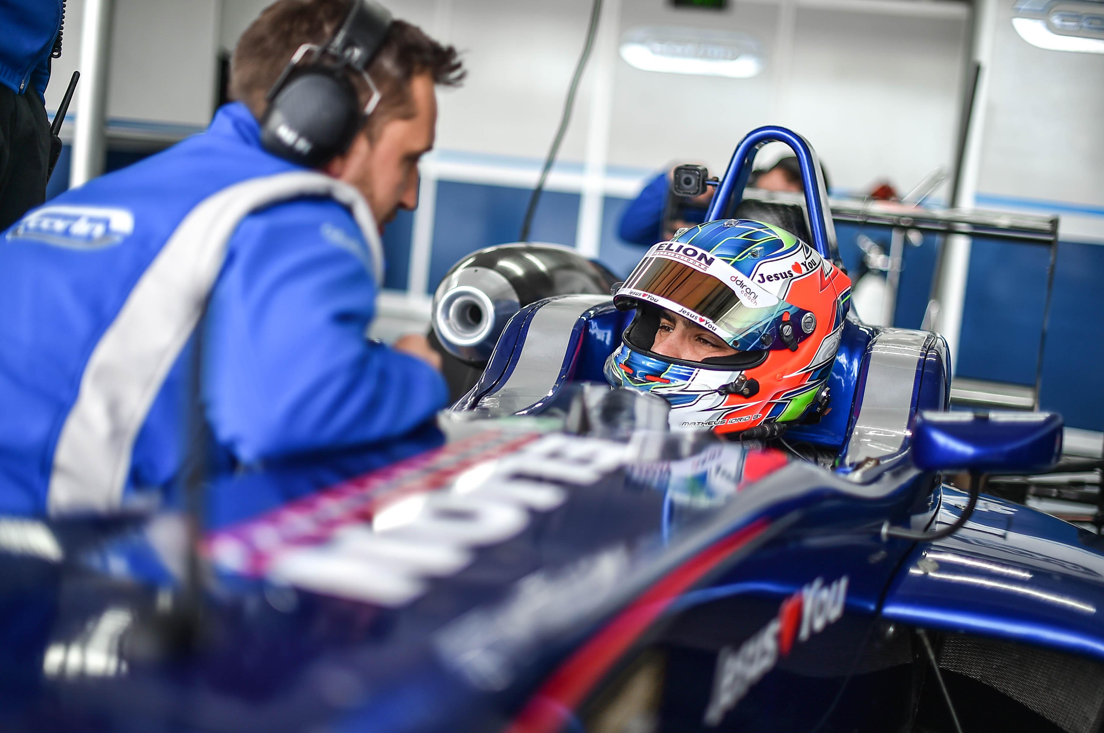 Photo of Euro Formula Open – Matheus Iorio sobe pela segunda vez ao pódio em três provas
