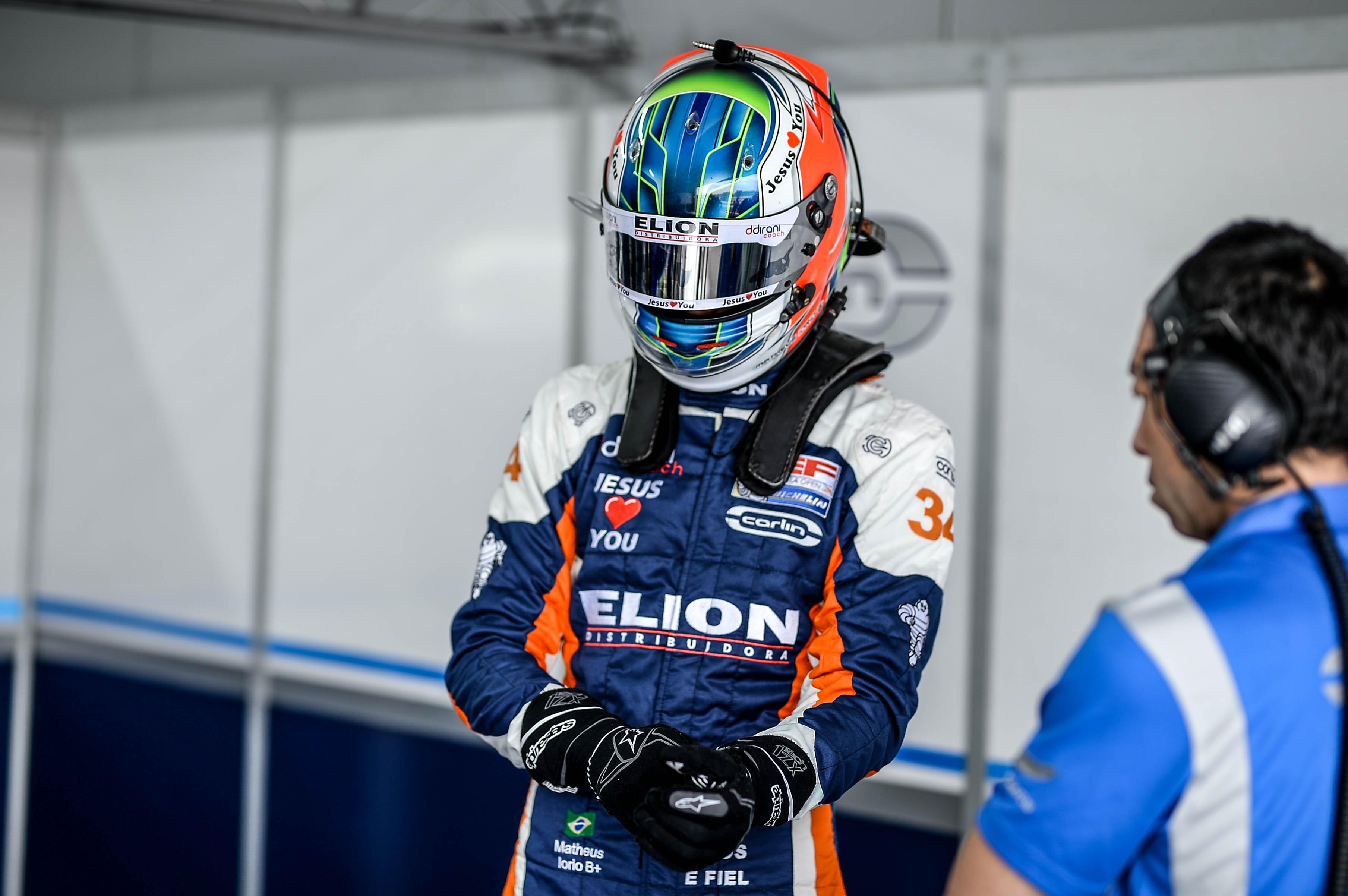 Photo of Euro Formula Open – Matheus Iorio tem 100% de pódios em Paul Ricard e assume vice-liderança na Euroformula F3 Open