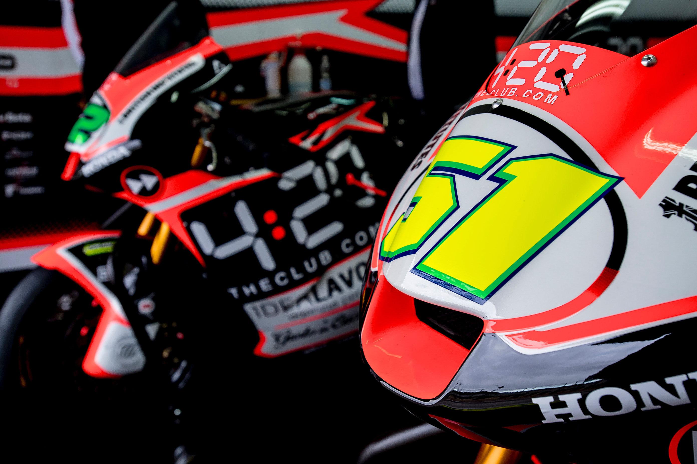 Photo of Moto2 – Eric Granado pronto para o GP da Espanha