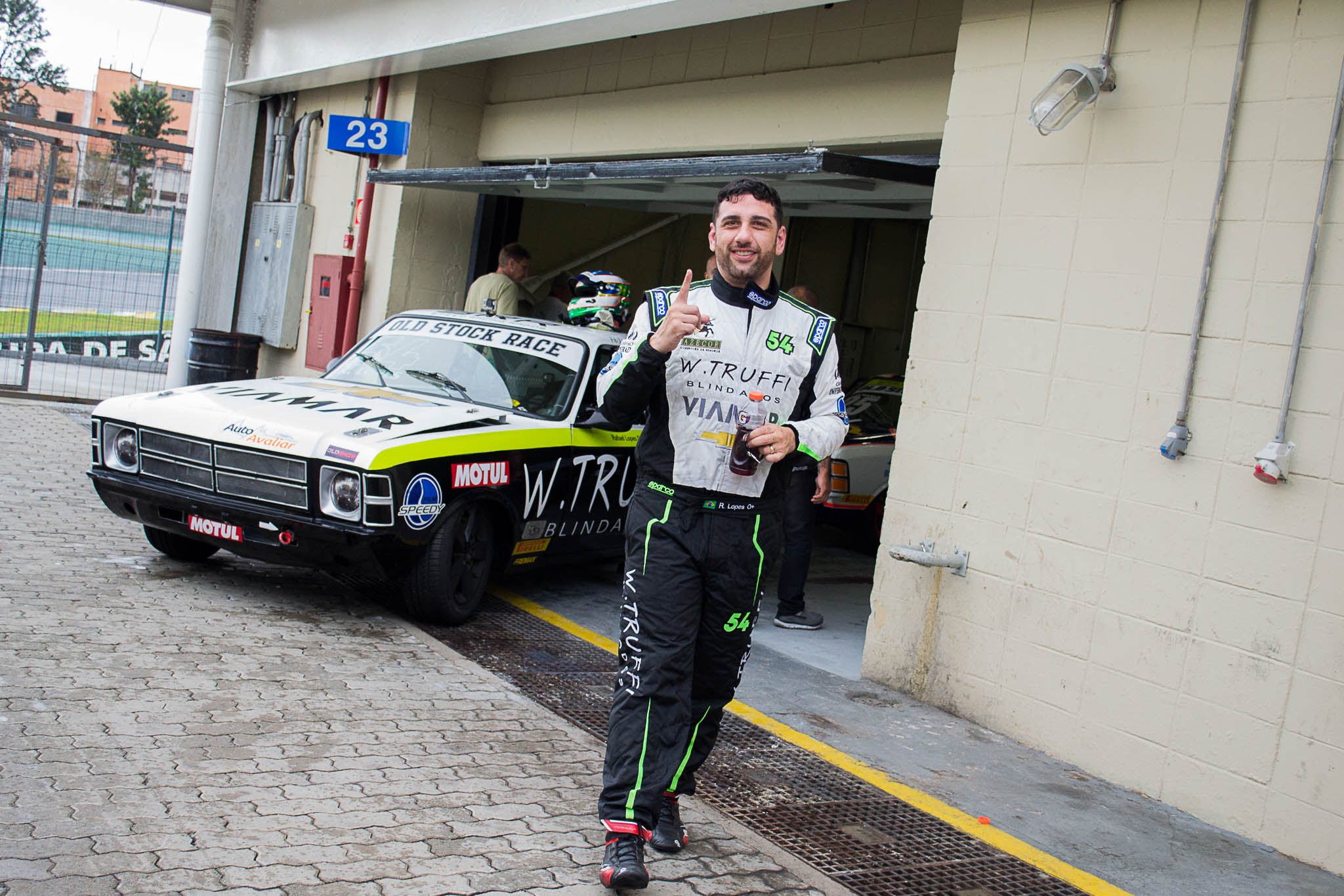 Photo of Old Stock Race – Rodrigo Pimenta vence as duas provas e Rafael Lopes é o Campeão de 2018