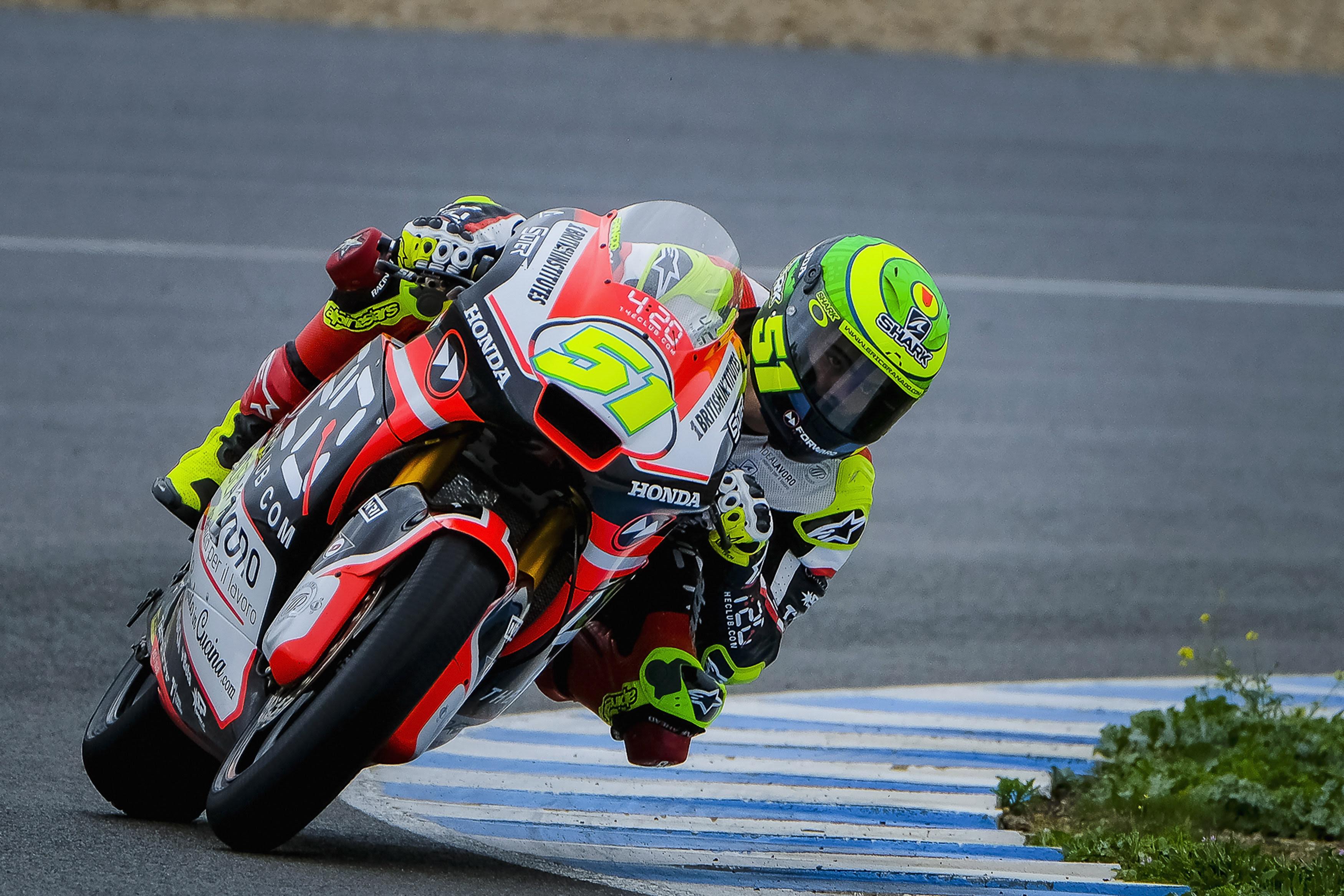 Photo of Moto2 – Determinação e confiança são palavras de ordem para Forward Racing em Jerez