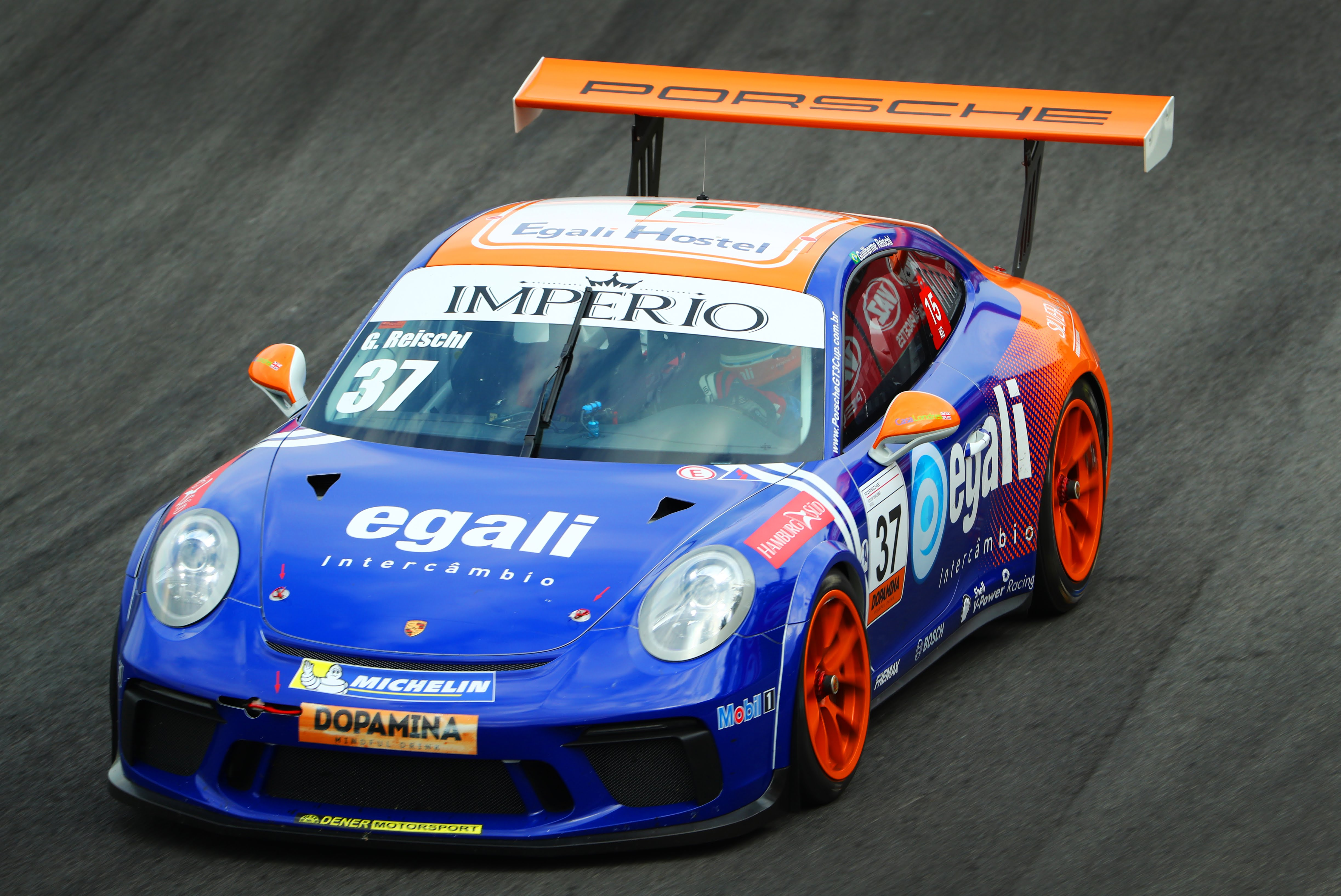 Photo of Porsche Cup – Guilherme Reischl busca primeira vitória em Interlagos