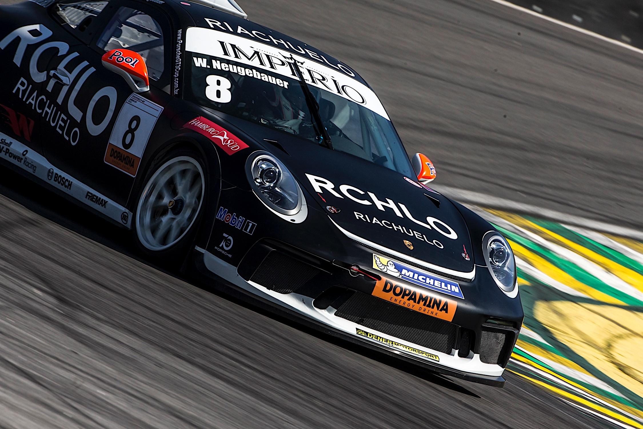 Photo of Porsche – RCHLO Racing quer se manter no topo da tabela com seus dois pilotos