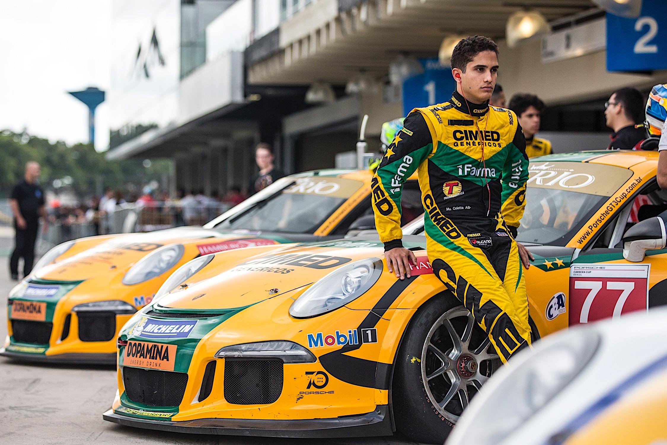Photo of Porsche – Irmãos Coletta se destacam entre os três melhores do classificatório da Porsche em Interlagos