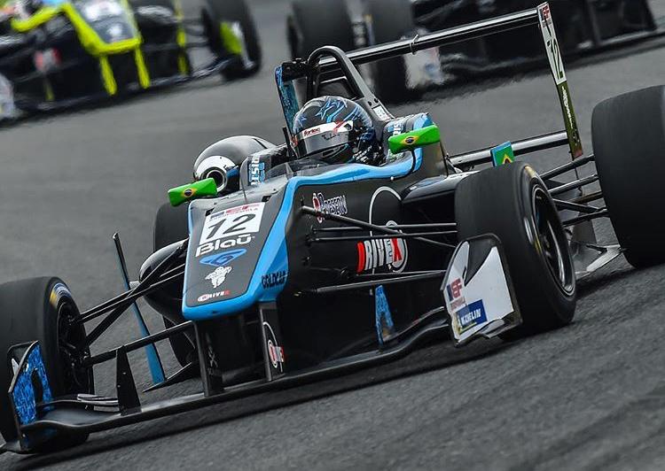 Photo of F3 – Christian Hahn vai da última à sexta posição e celebra melhor resultado na Euroformula Open