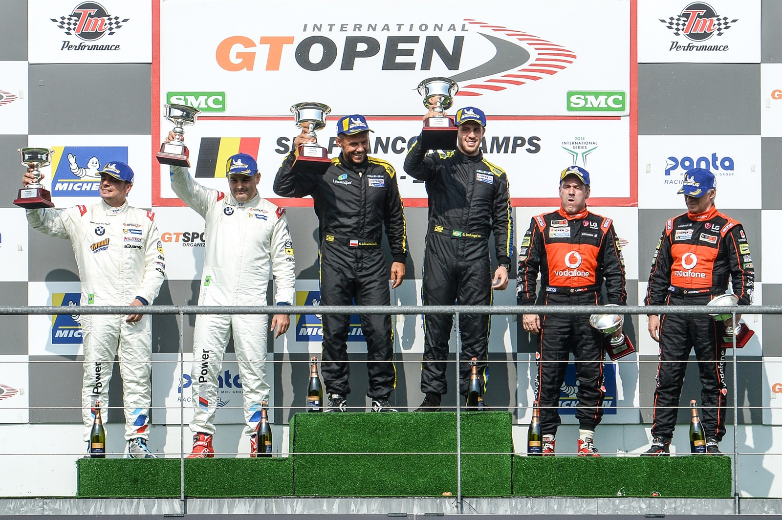 Photo of GT Open – Thiago Marques e Márcio Basso vão ao pódio em Spa-Francorchamps