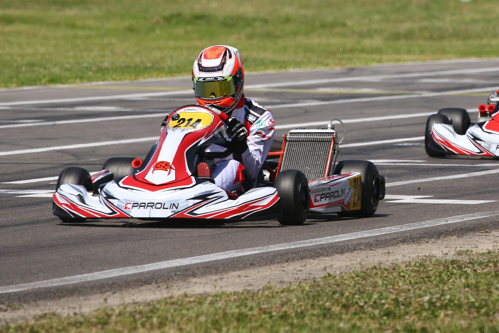 Photo of Kart – Matheus Morgatto levou Brasil ao alto do pódio na Itália