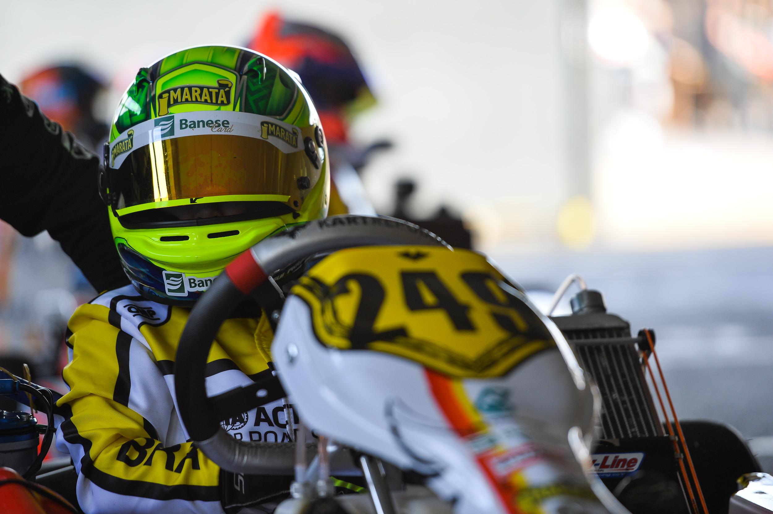 Photo of Kart – Na Alemanha, Gui Figueiredo visa zona de pontos na 3ª etapa do Campeonato Europeu de Kart