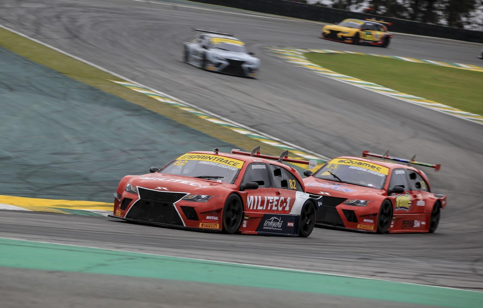 Photo of Sprint Race – Etapa Inverse excepcional e contou com três vencedores diferentes em Interlagos