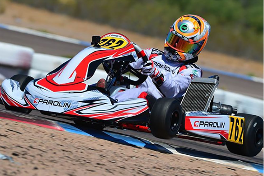 Photo of Kart – Matheus Morgatto conquistou mais um título internacional
