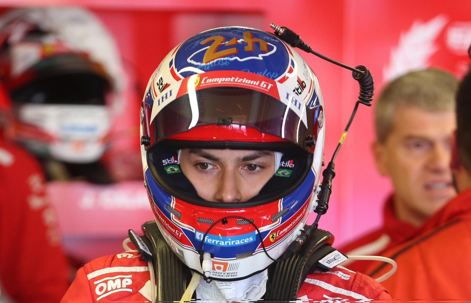 Photo of Le Mans – Feliz com estreia pela Ferrari, Derani comemora 5o lugar na categoria mais competitiva em Le Mans